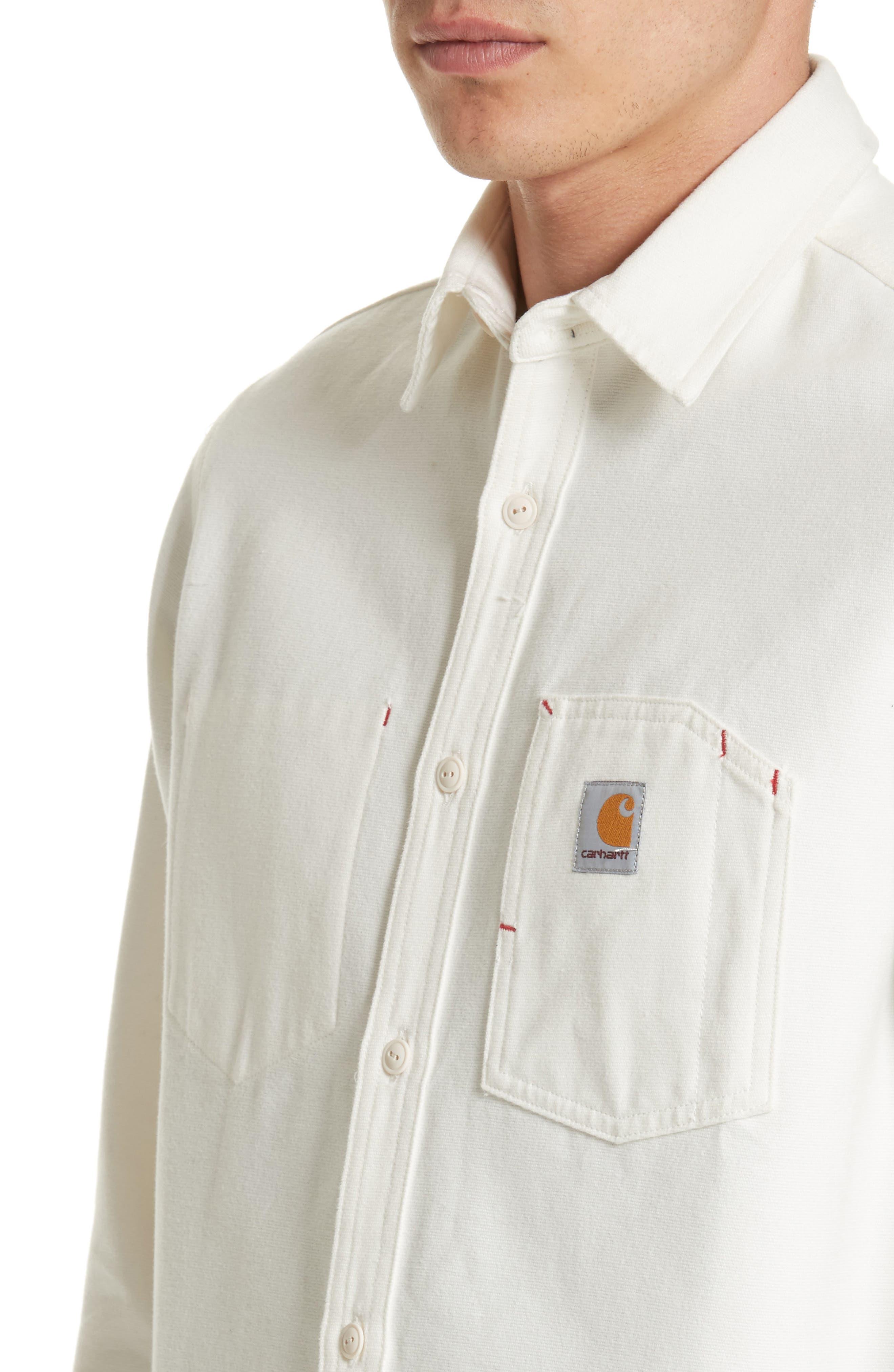 Shirt Jacket,                             Alternate thumbnail 5, color,                             002