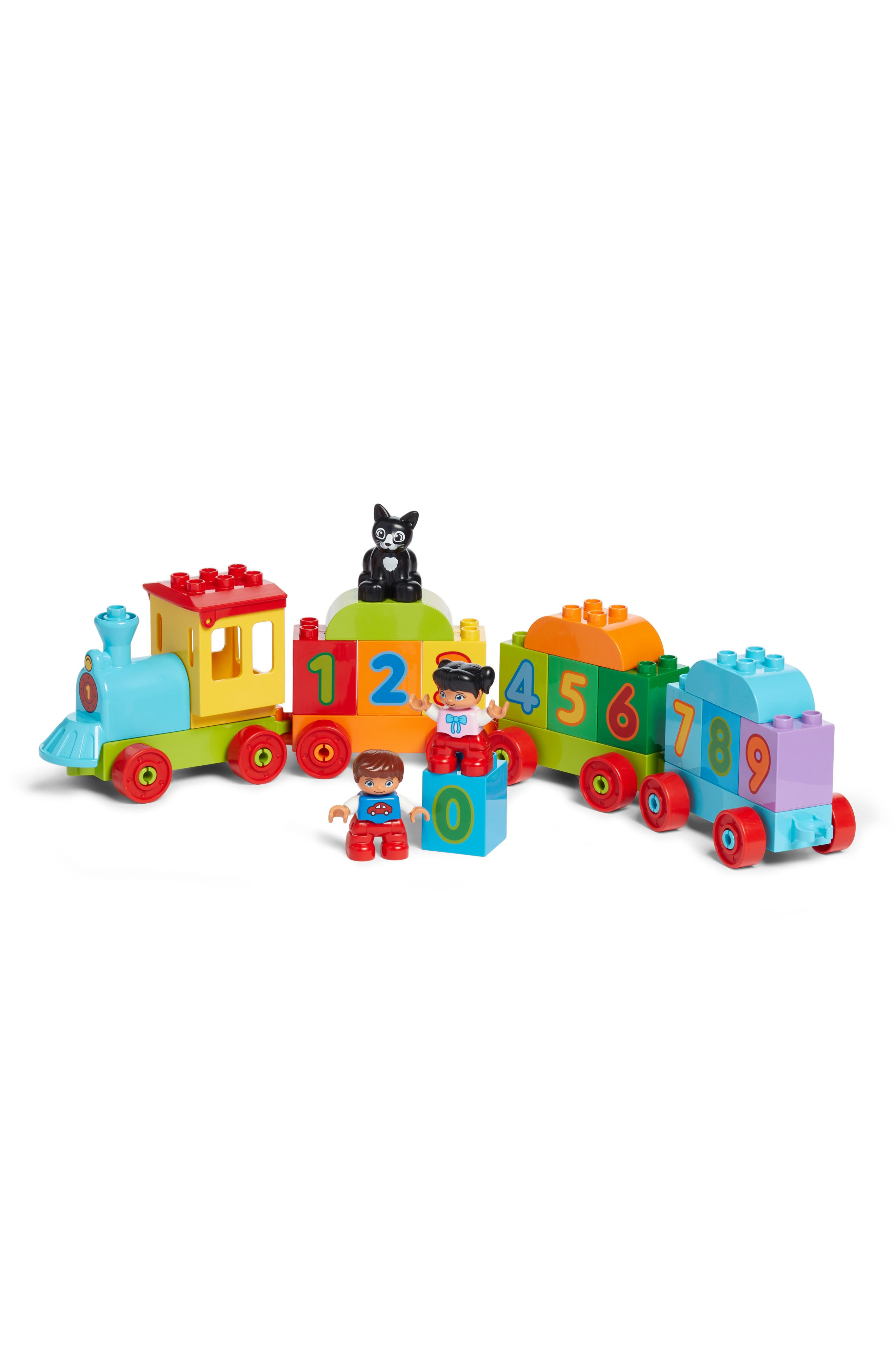 DUPLO<sup>®</sup> Number Train - 10847,                         Main,                         color, 300