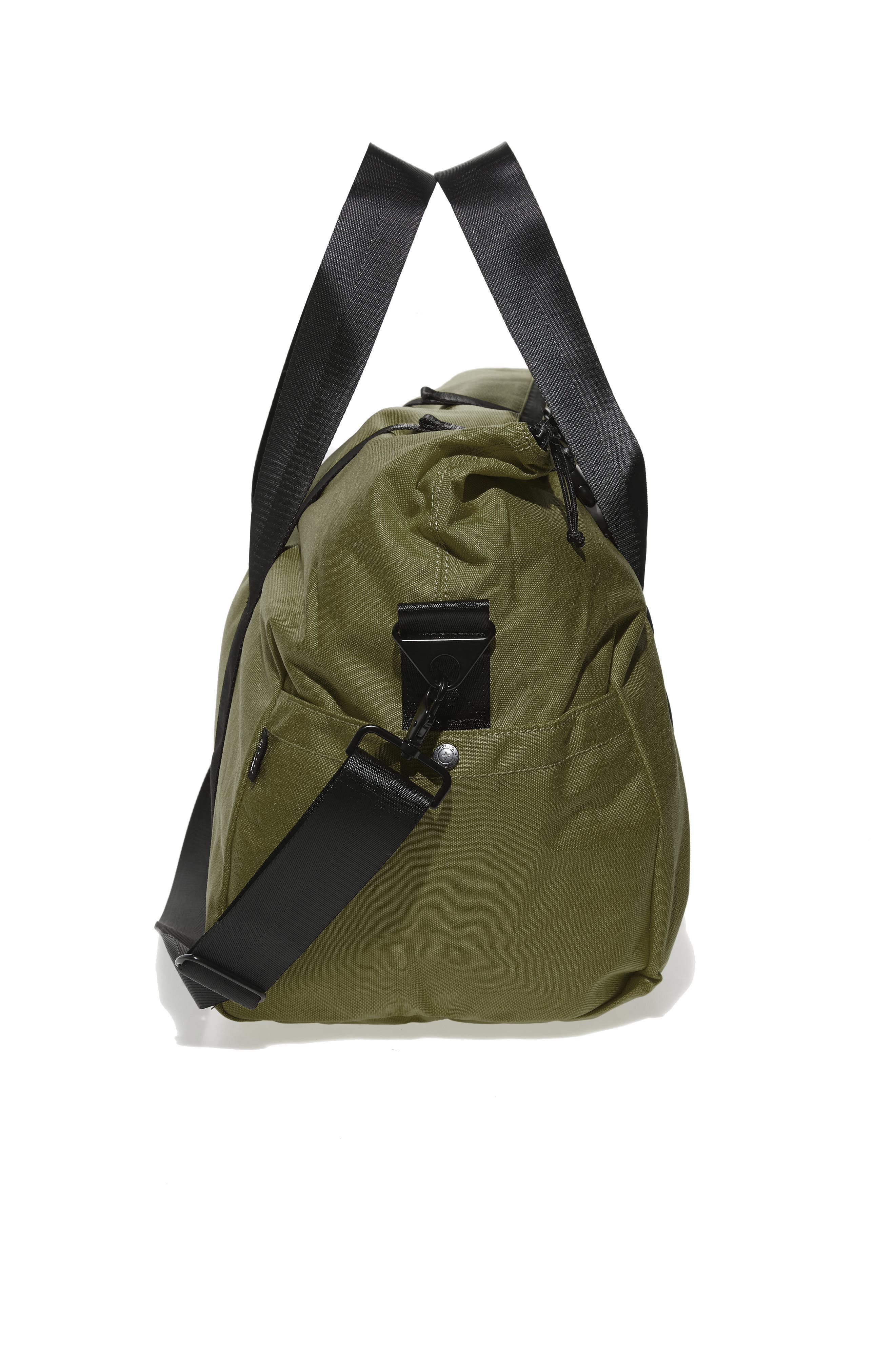 SWS 50L Roll Top Duffel Bag,                             Alternate thumbnail 5, color,                             OLIVE