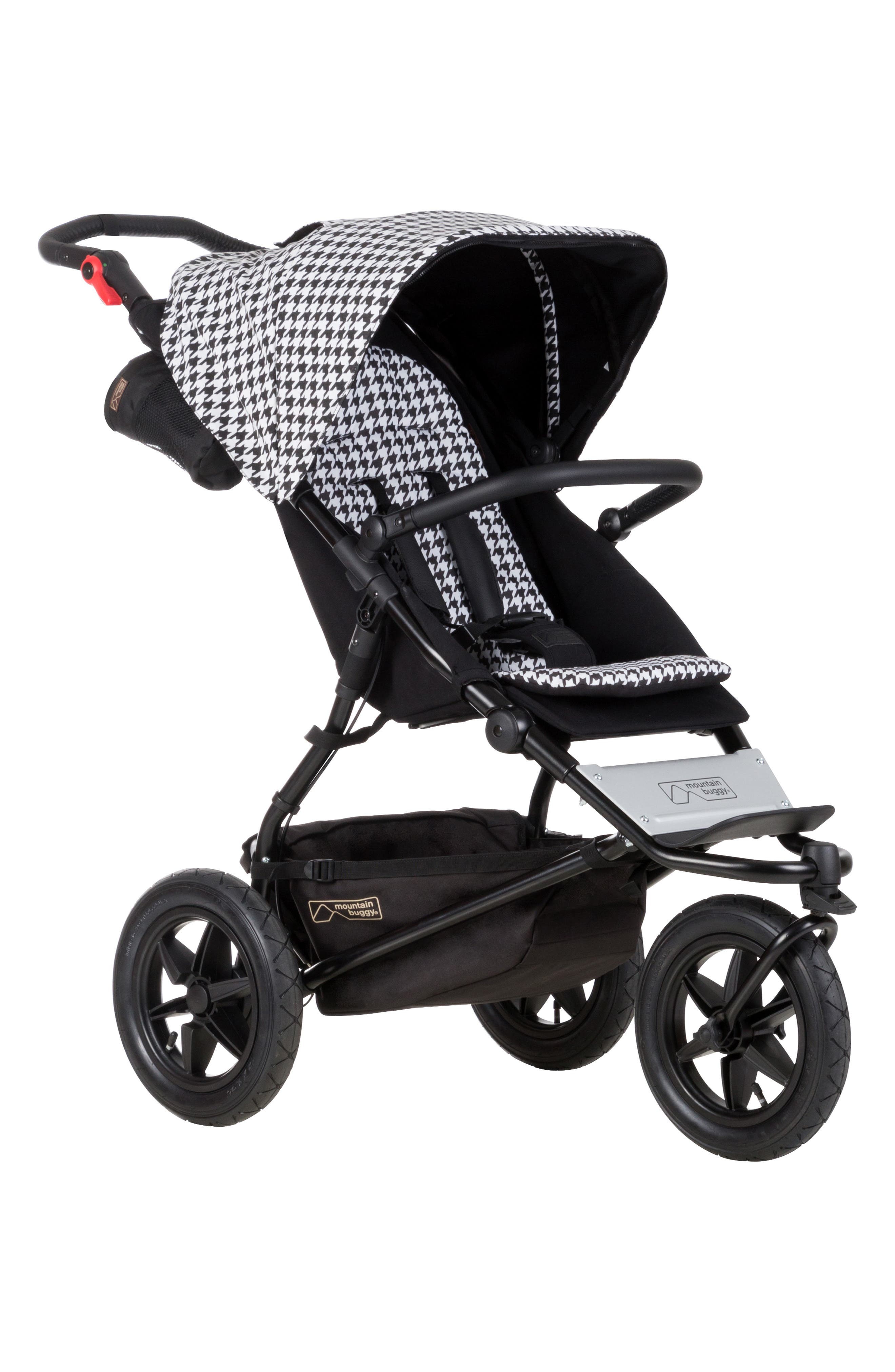 Urban Jungle - The Luxury Collection Stroller,                             Alternate thumbnail 4, color,                             001