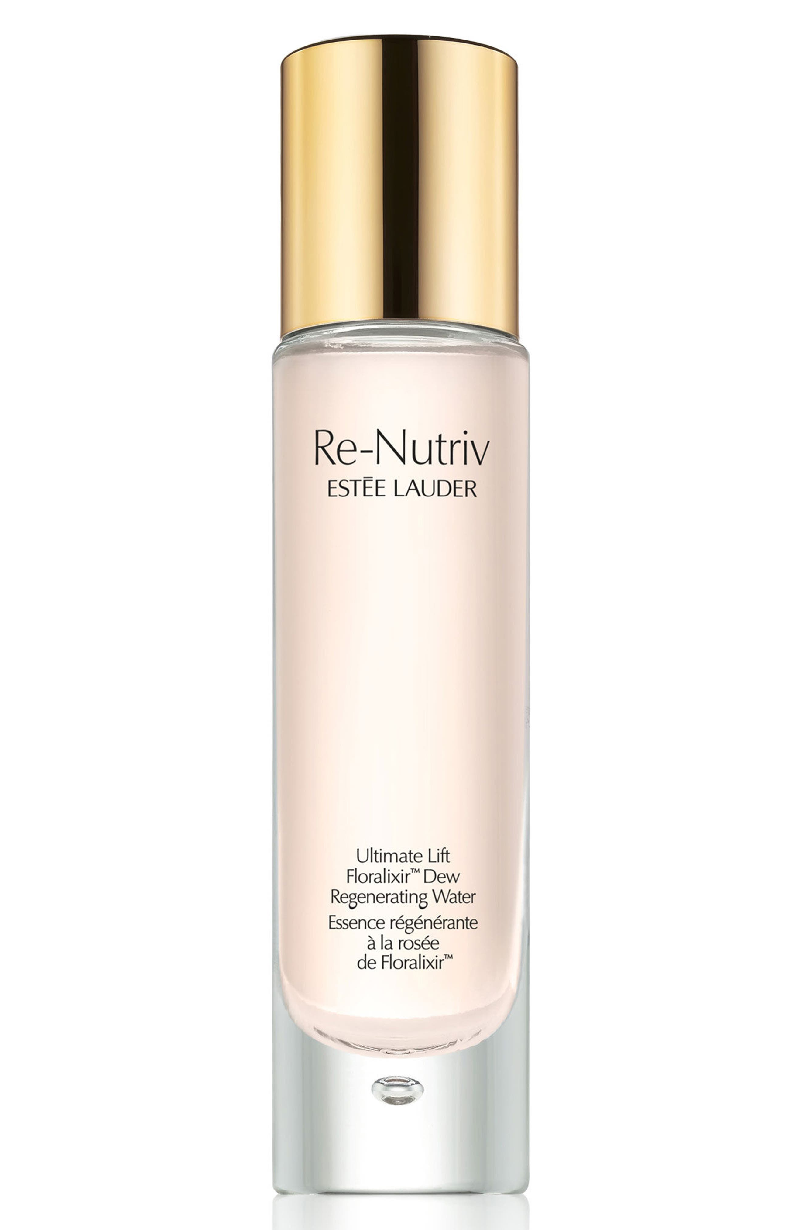 Re-Nutriv Ultimate Lift Floralixir Dew Regenerating Water,                             Main thumbnail 1, color,                             NO COLOR