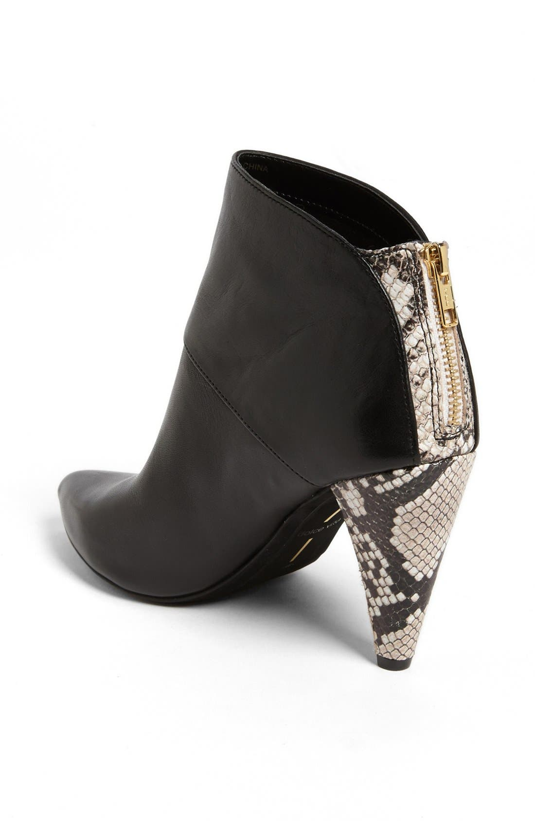 DOLCE VITA,                             'Harlan' Bootie,                             Alternate thumbnail 5, color,                             001
