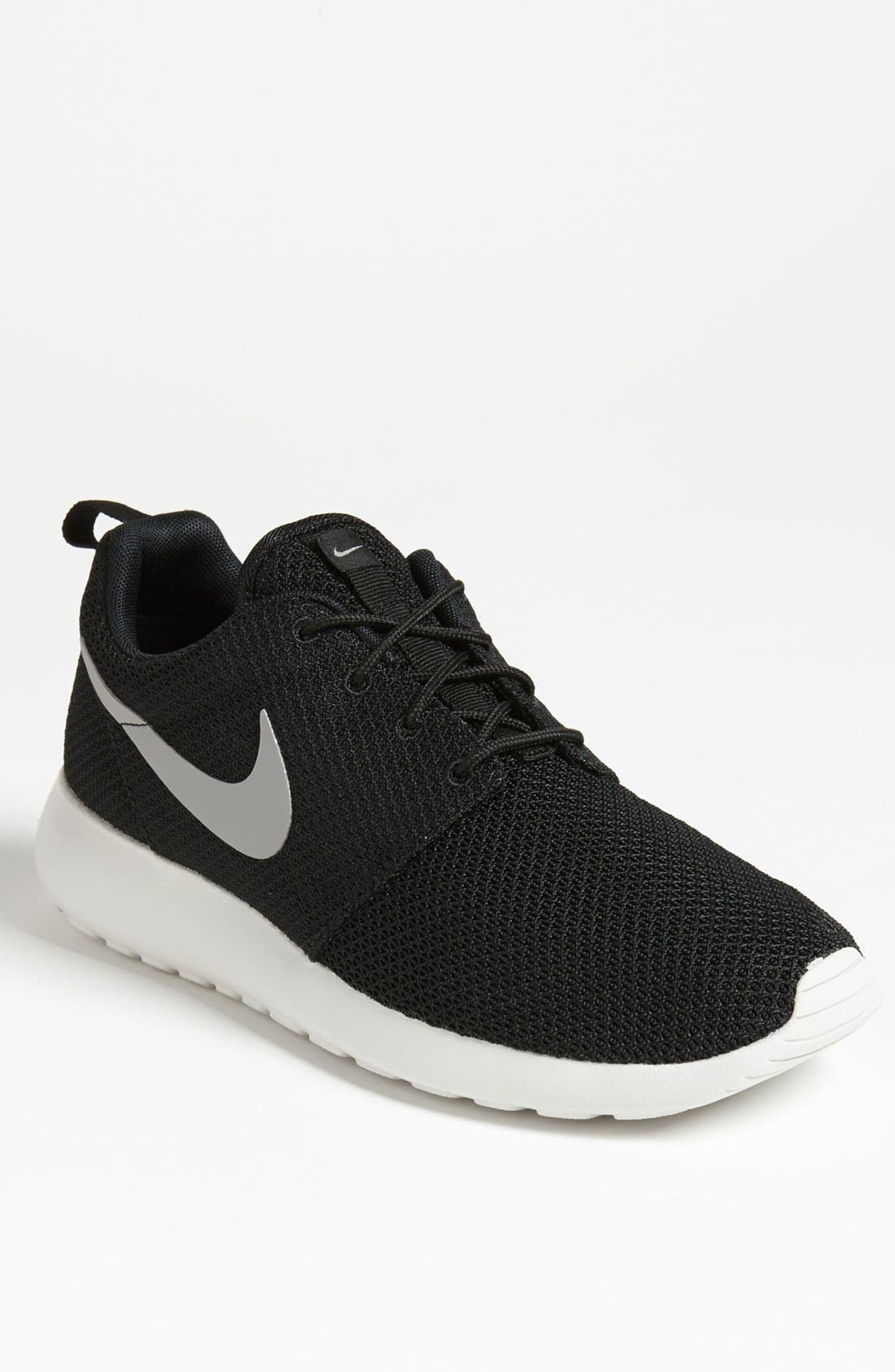 'Roshe Run' Sneaker,                             Main thumbnail 1, color,                             004