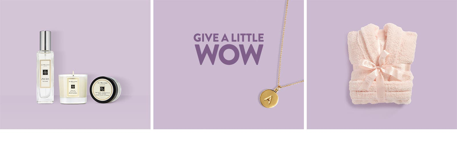Give a Little Wow: Mother's Day is Sunday, May 12.