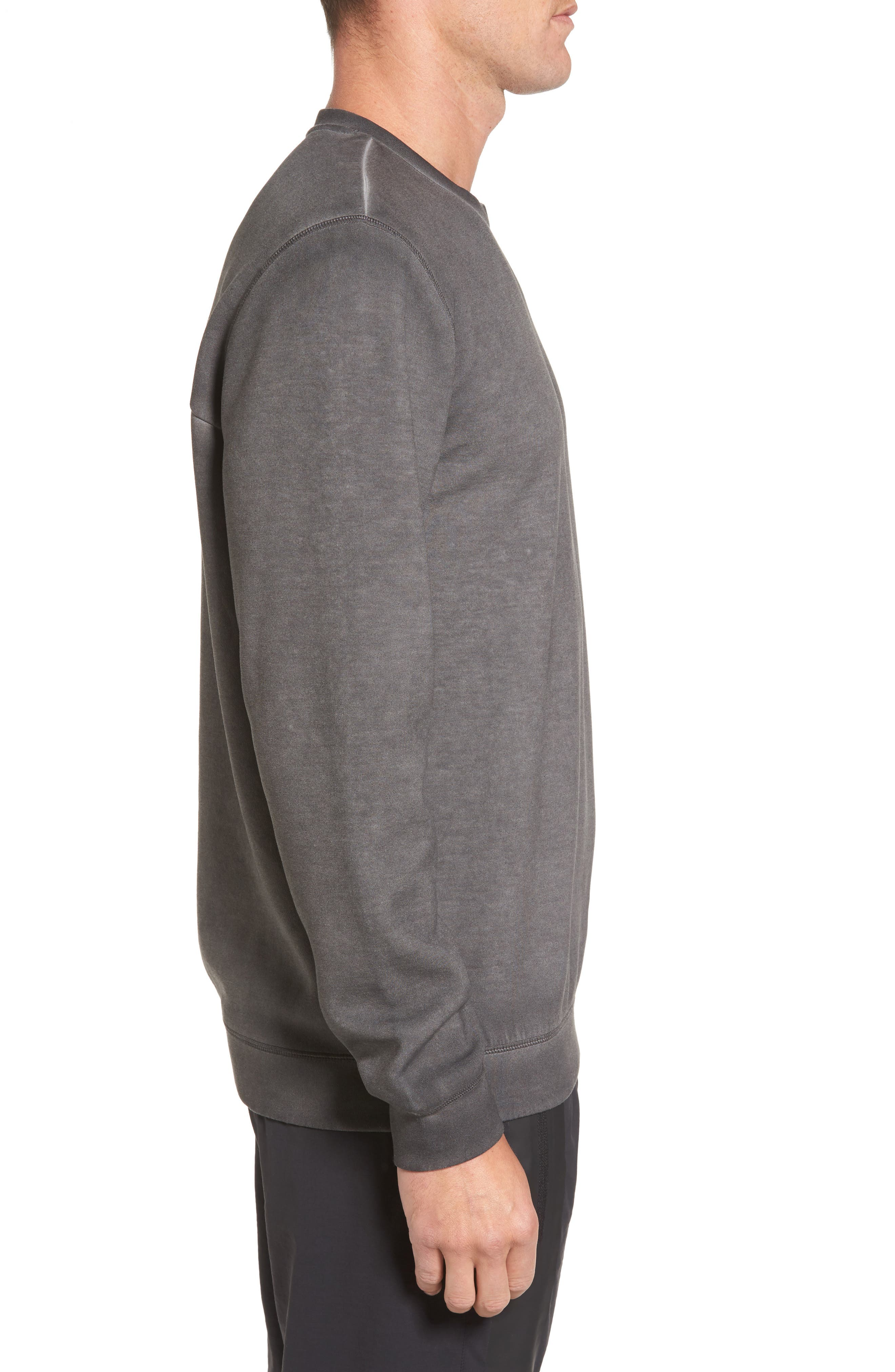 Dirty Wash Sweatshirt,                             Alternate thumbnail 3, color,                             040