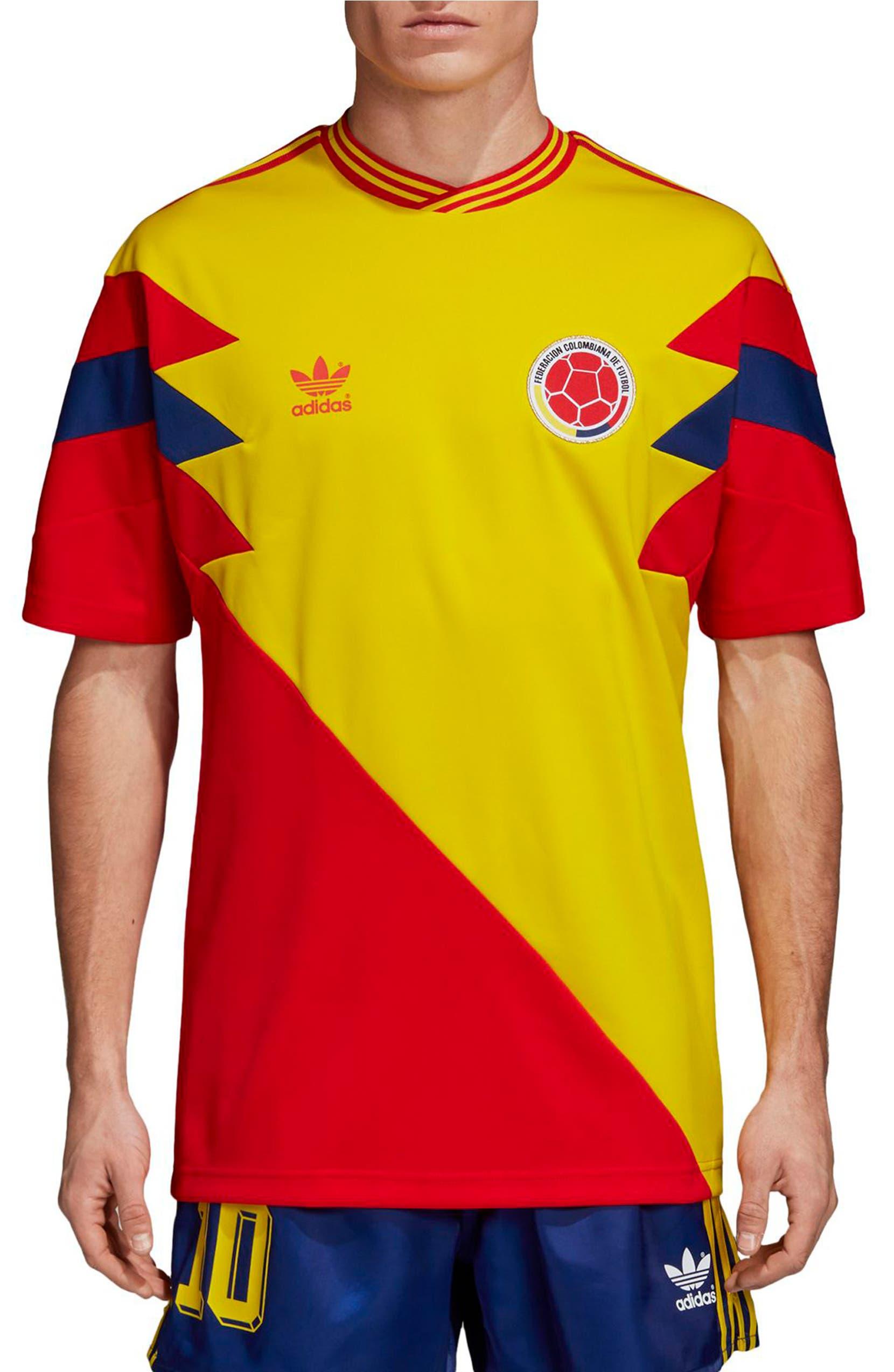 adidas Originals Colombia Mash-Up Jersey  8e59cb4af