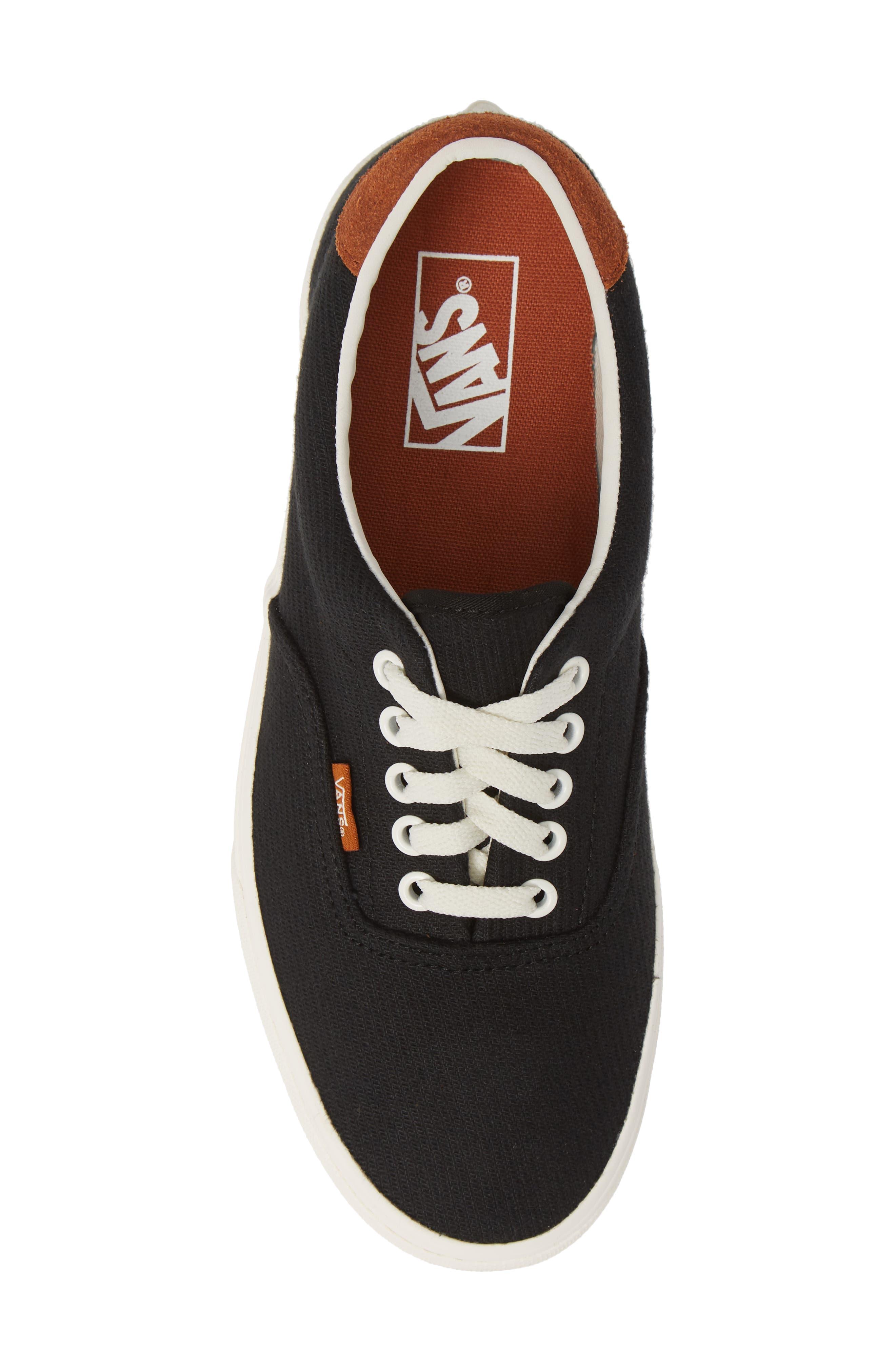 Flannel Era Sneaker,                             Alternate thumbnail 5, color,                             BLACK FLANNEL FLANNEL