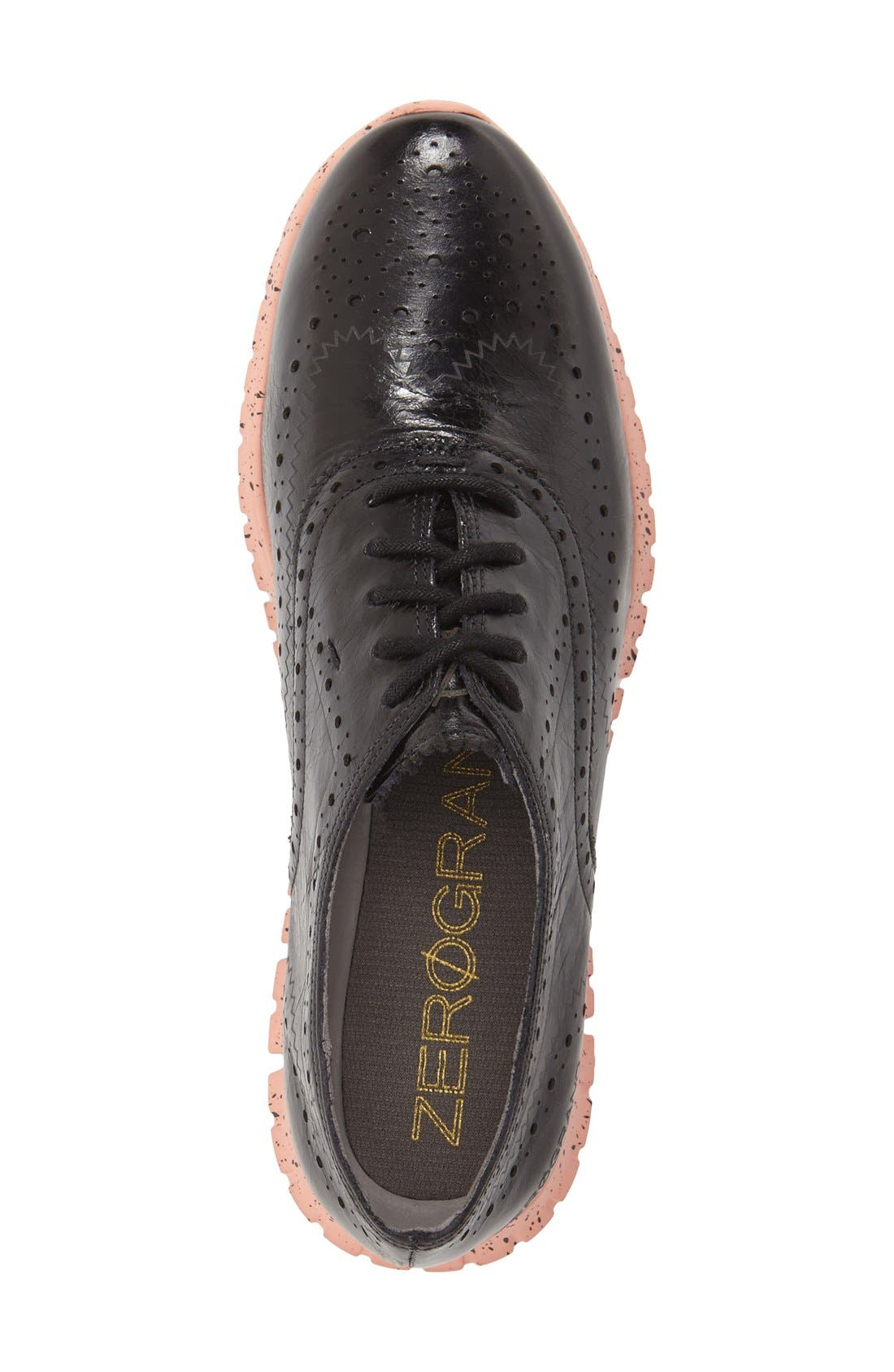 'ZeroGrand' Perforated Wingtip,                             Alternate thumbnail 67, color,