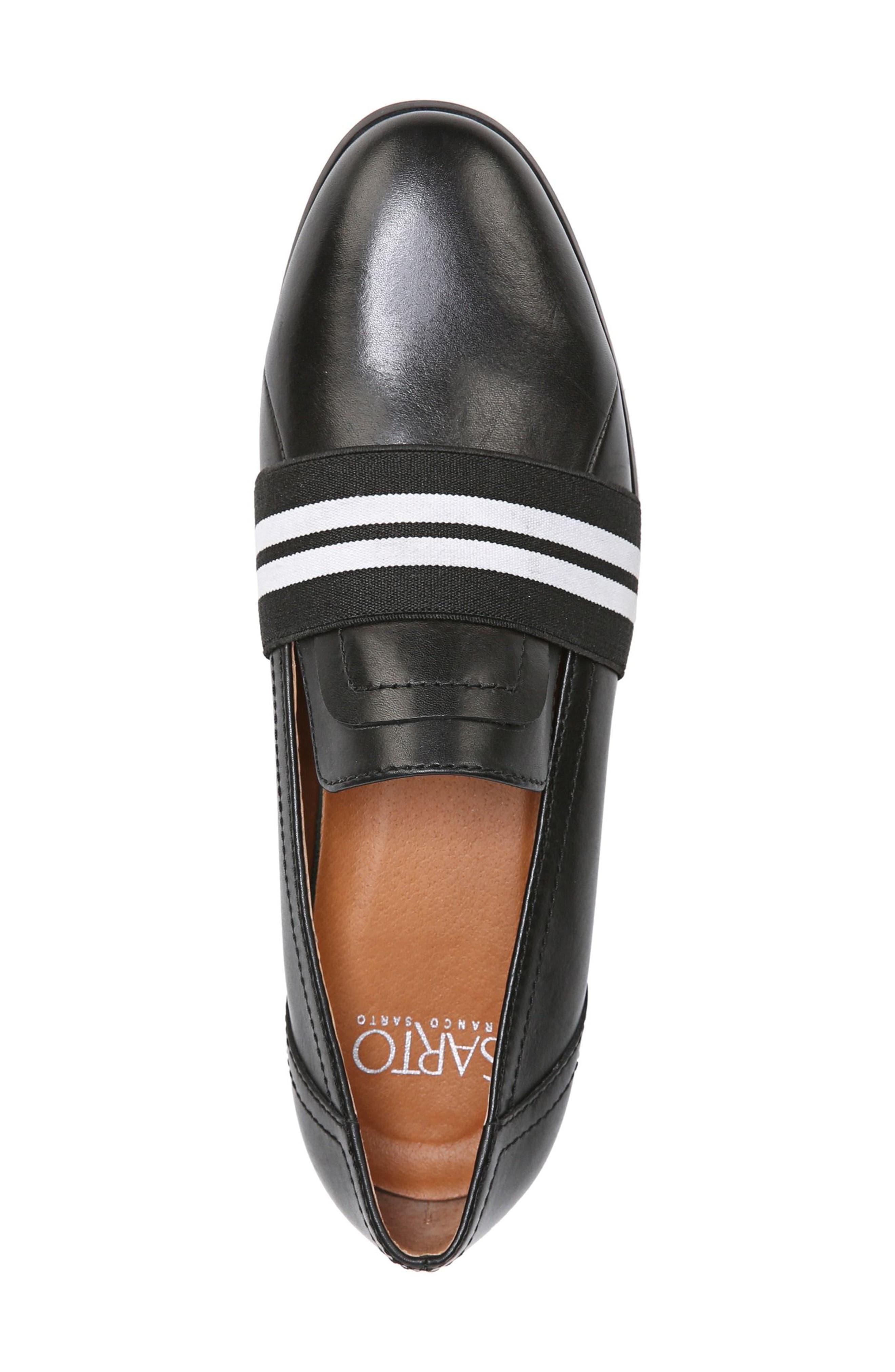 Odyssey Loafer,                             Alternate thumbnail 5, color,                             001