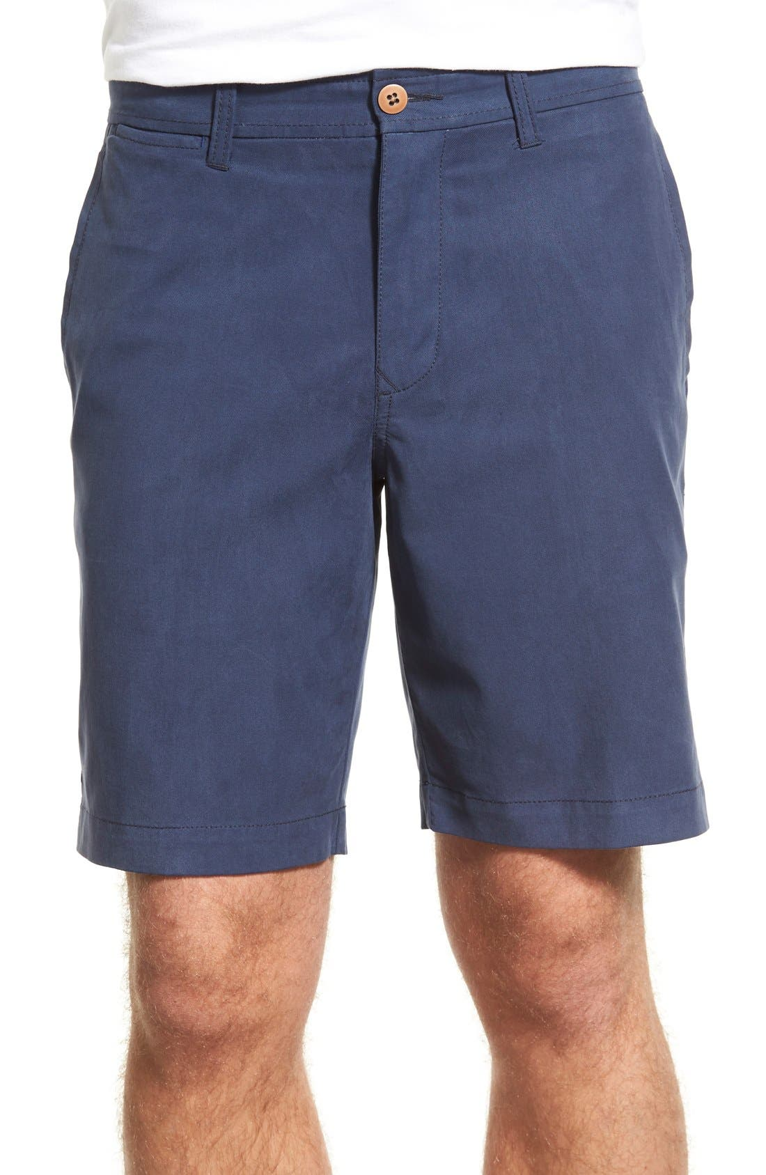 'Offshore' Flat Front Shorts,                             Main thumbnail 12, color,
