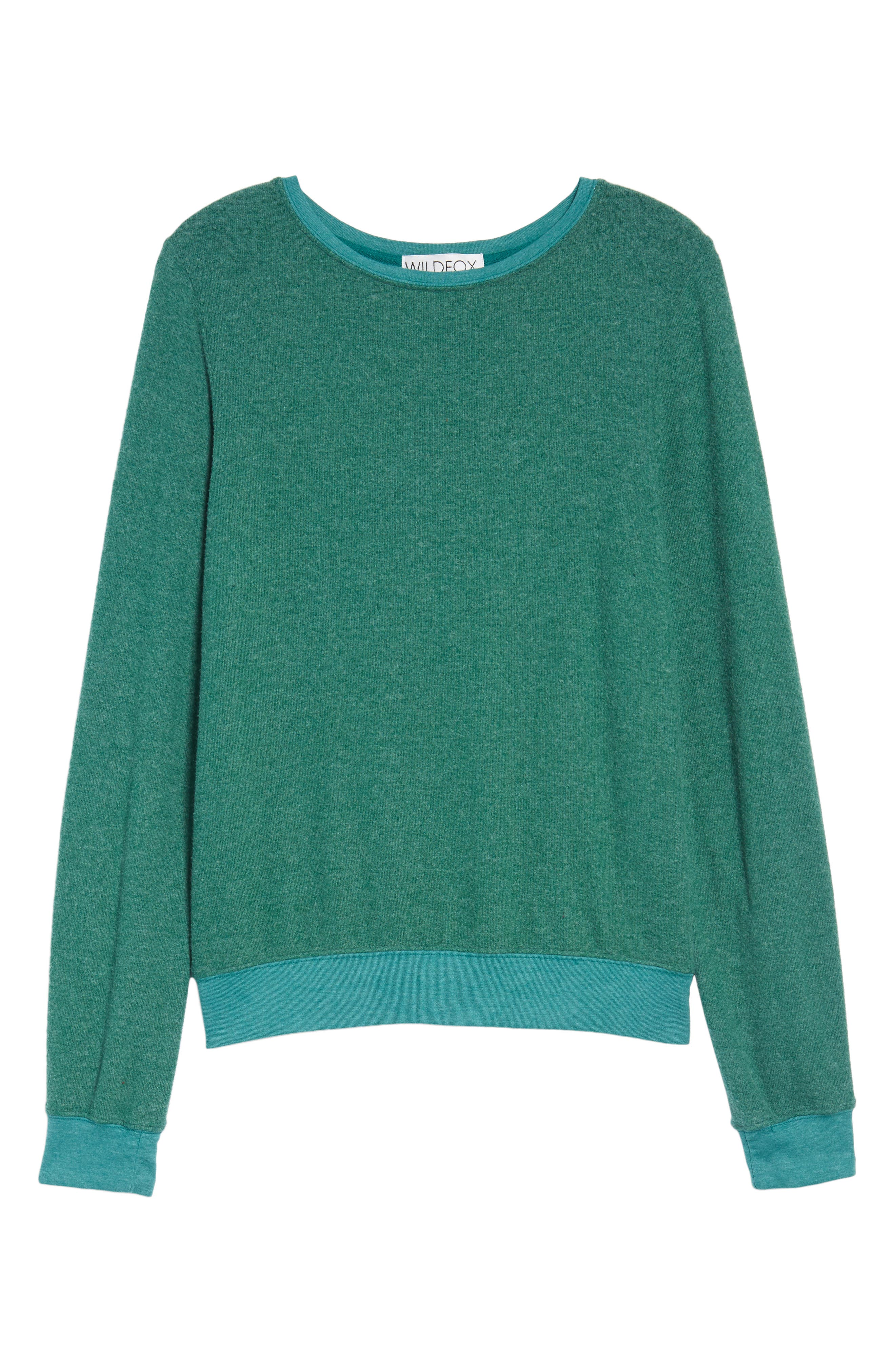 'Baggy Beach Jumper' Pullover,                             Alternate thumbnail 183, color,