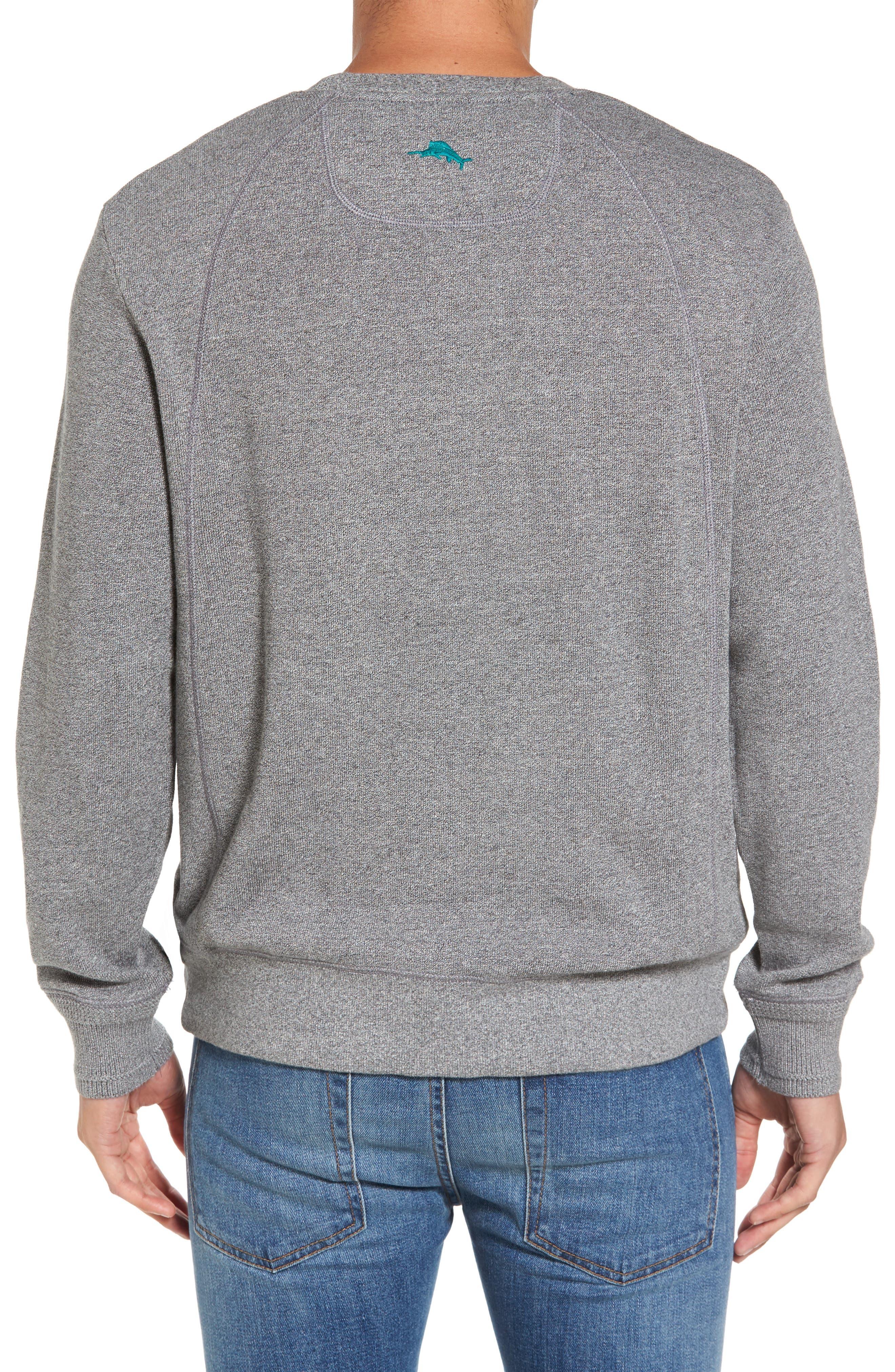 NFL Stitch of Liberty Embroidered Crewneck Sweatshirt,                             Alternate thumbnail 45, color,