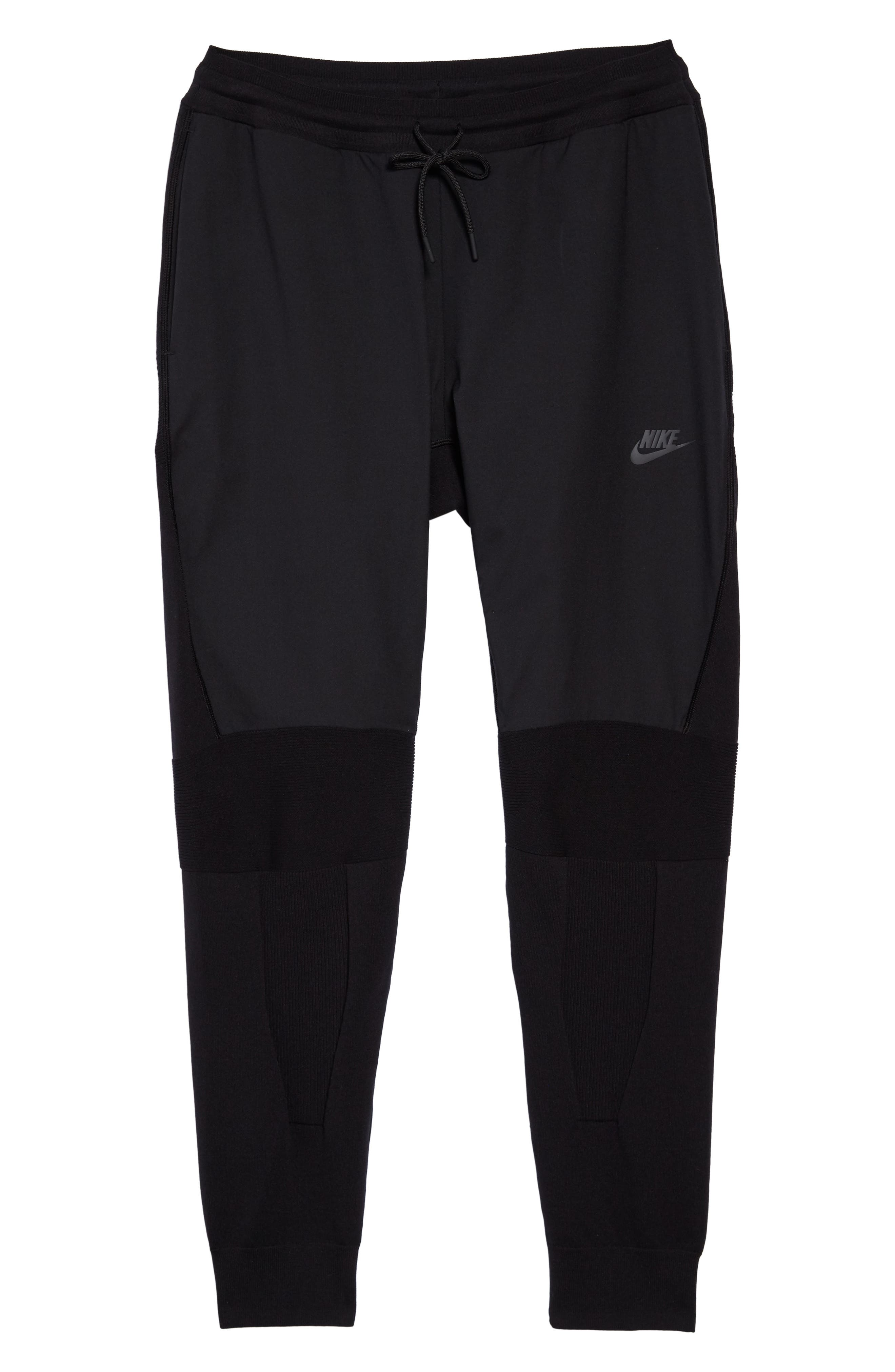 NSW Tech Knit Jogger Pants,                             Alternate thumbnail 6, color,                             010