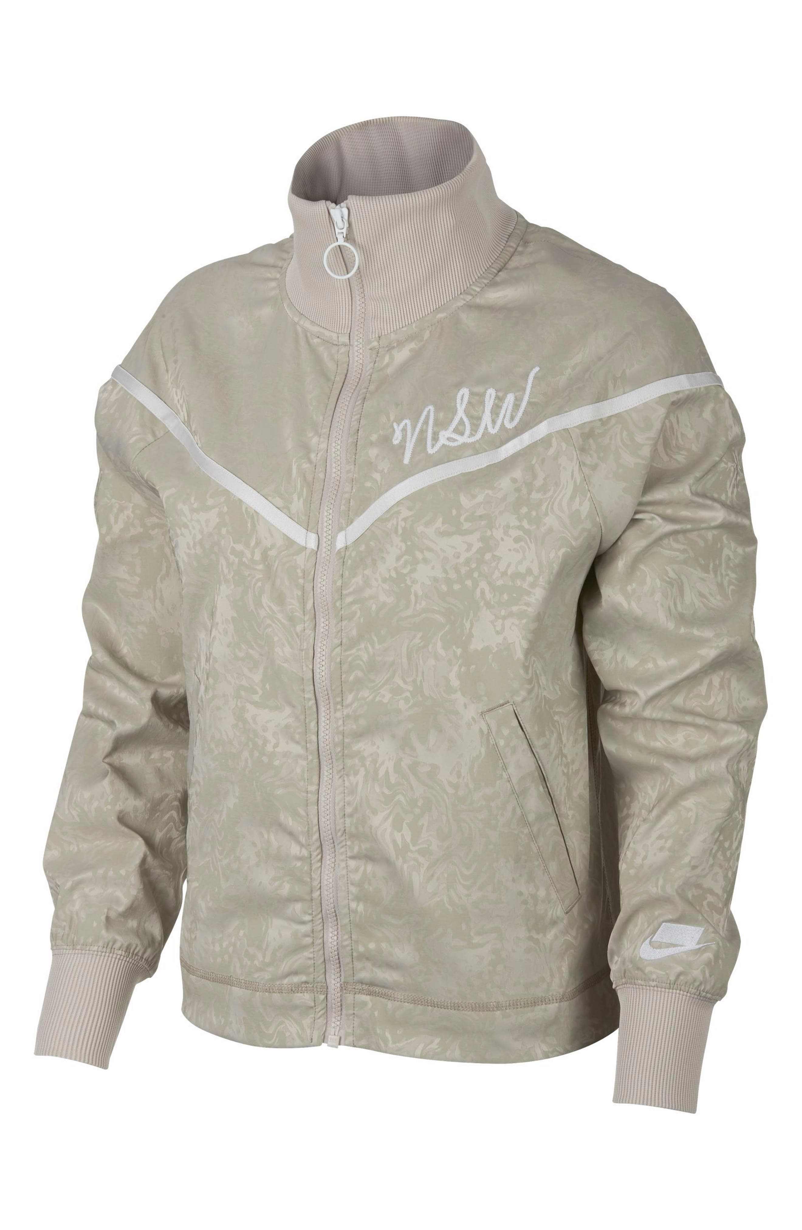 Sportswear NSW Women's Track Jacket,                             Alternate thumbnail 6, color,                             201