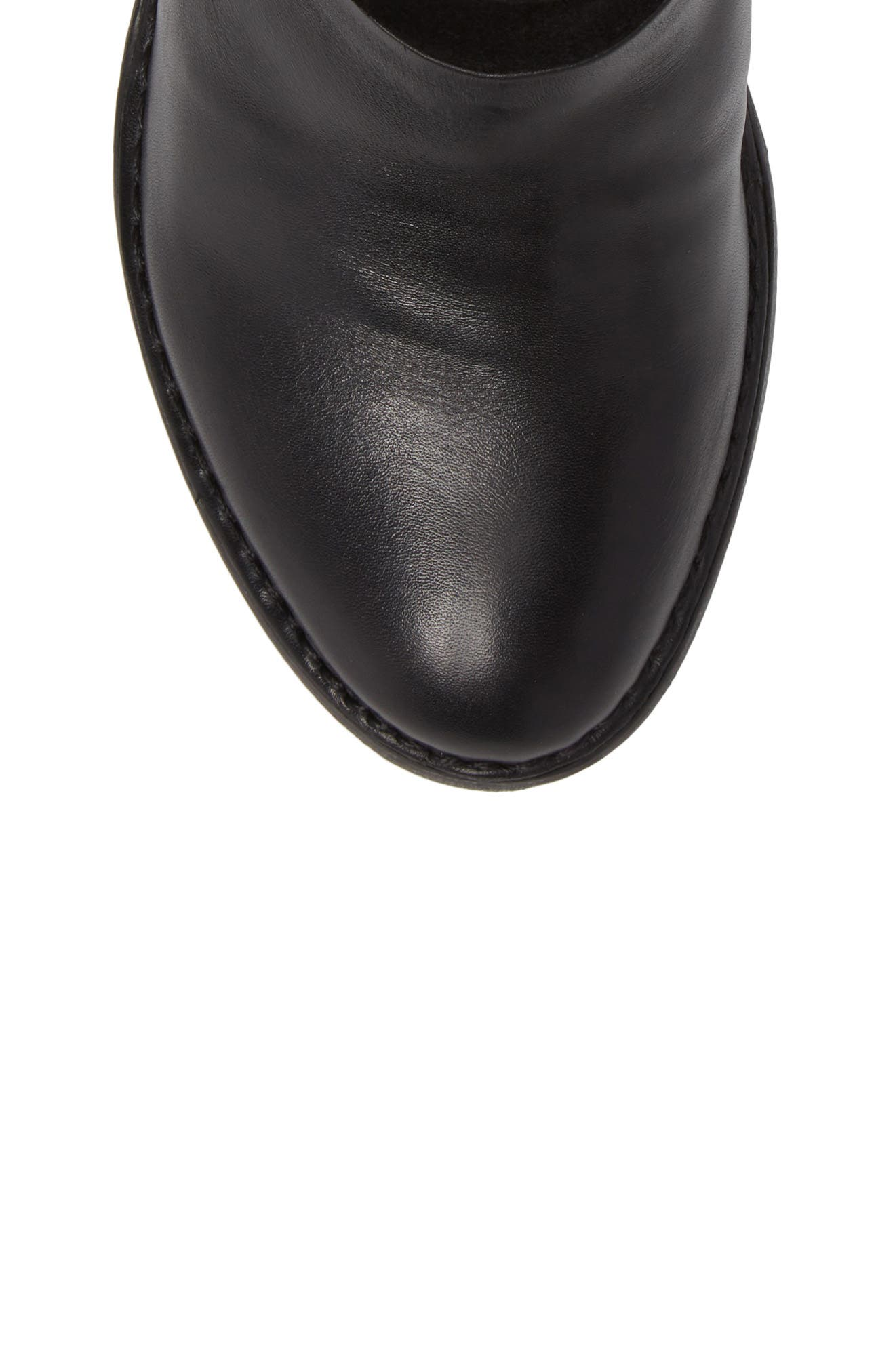 Sula Wedge Bootie,                             Alternate thumbnail 5, color,                             001