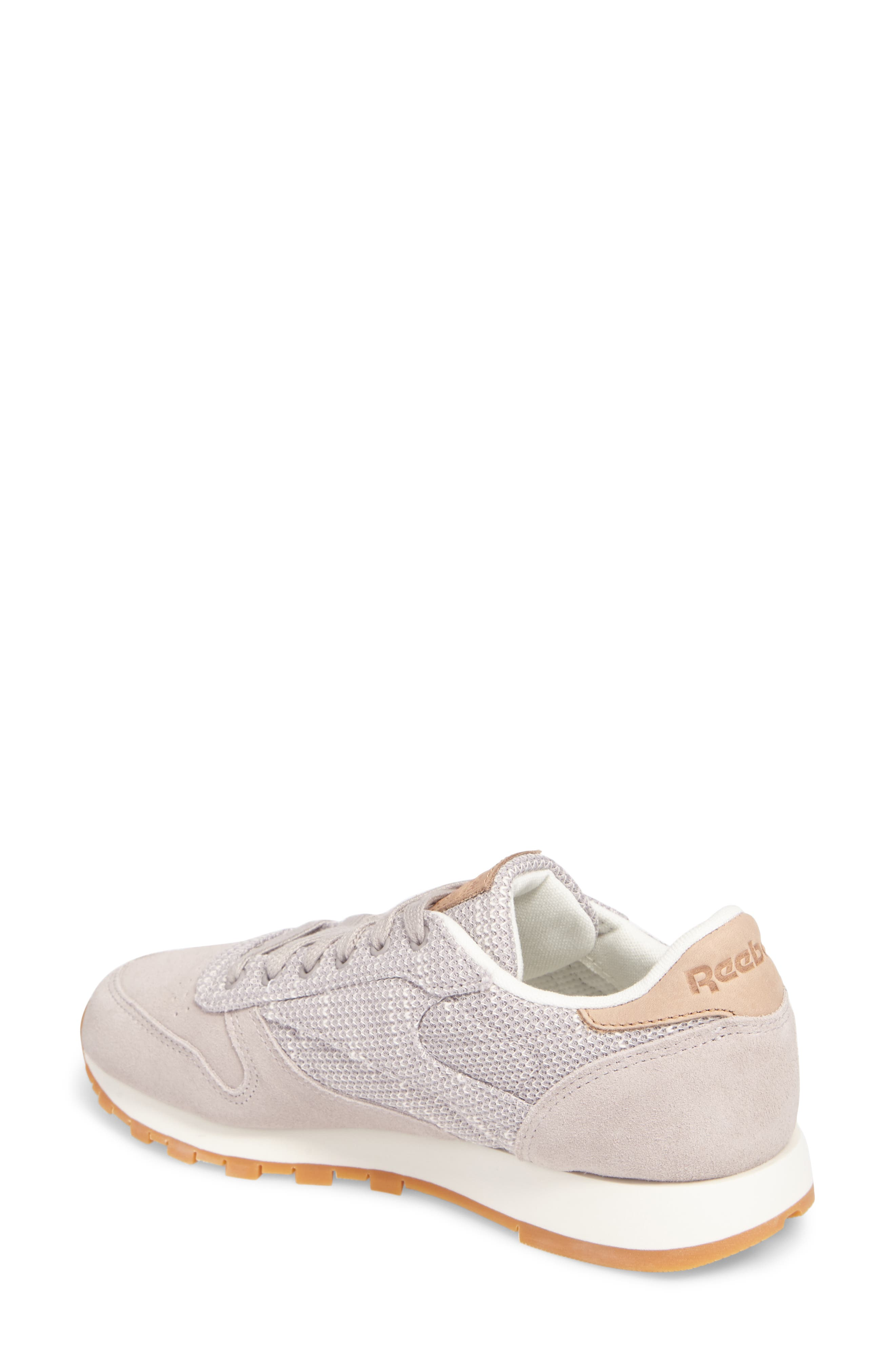 Classic Leather Sneaker,                             Alternate thumbnail 7, color,
