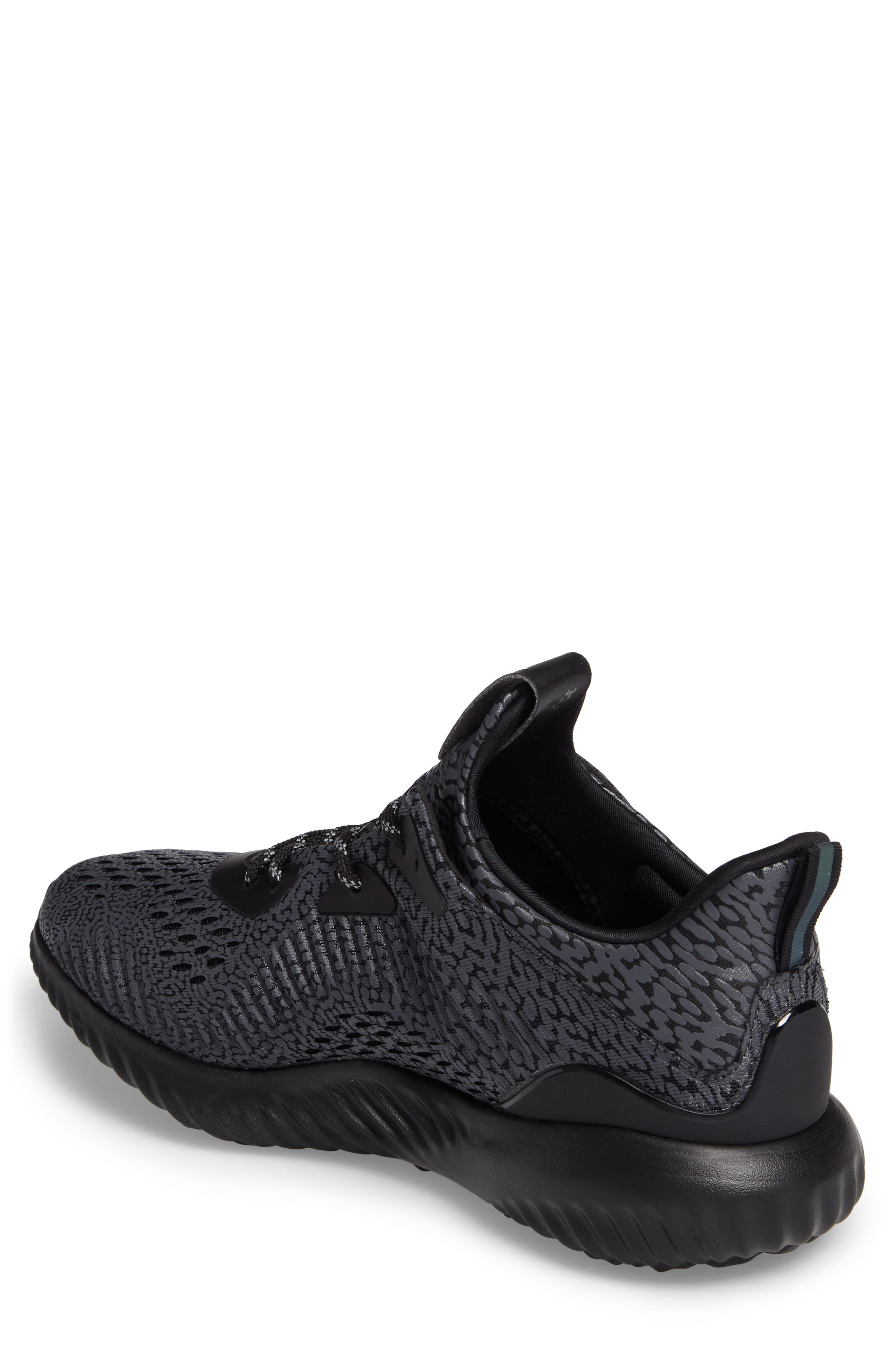 AlphaBounce Aramis Sneaker,                             Alternate thumbnail 2, color,                             001