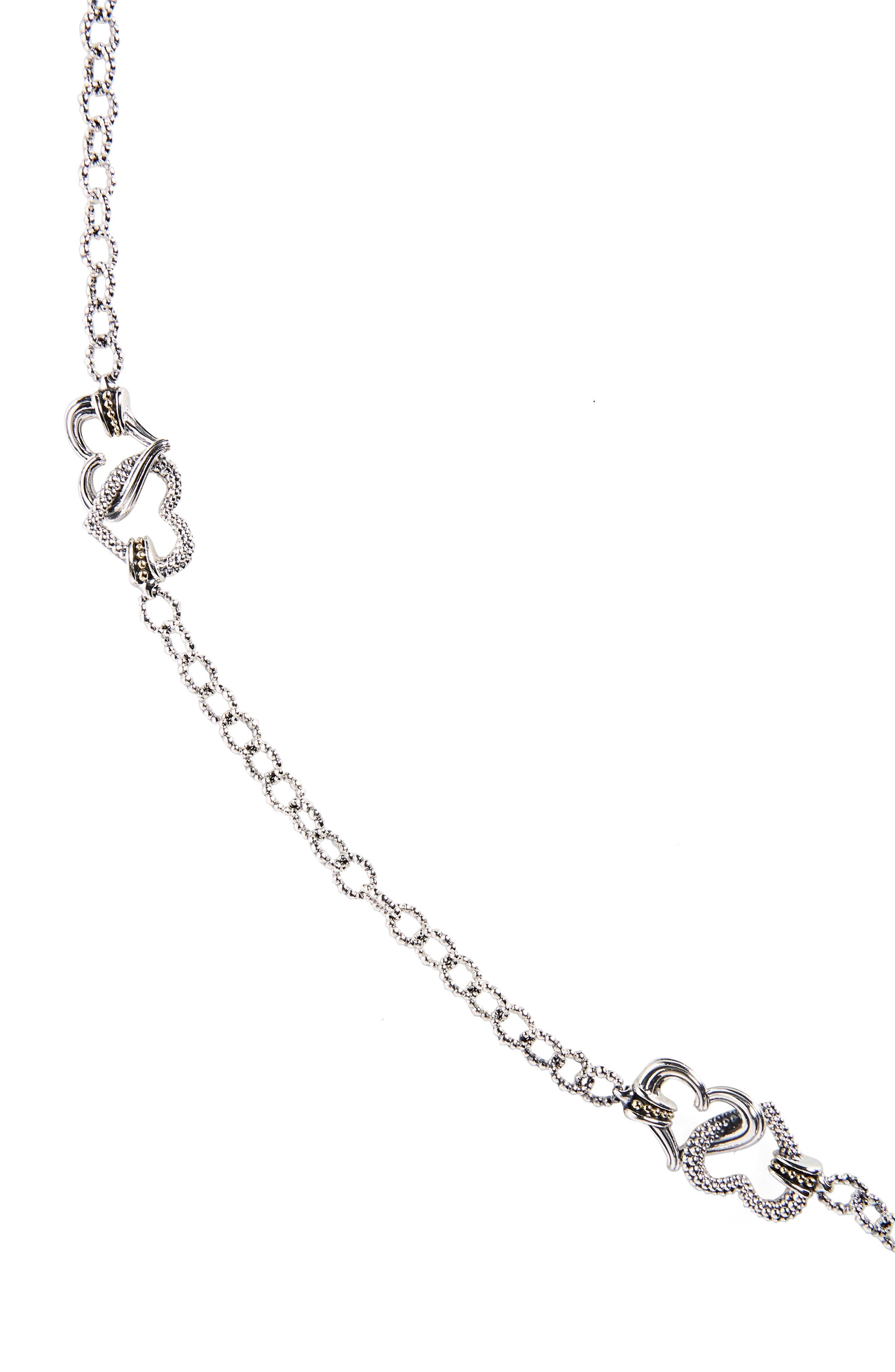 Beloved Long Link Necklace,                             Alternate thumbnail 2, color,                             040