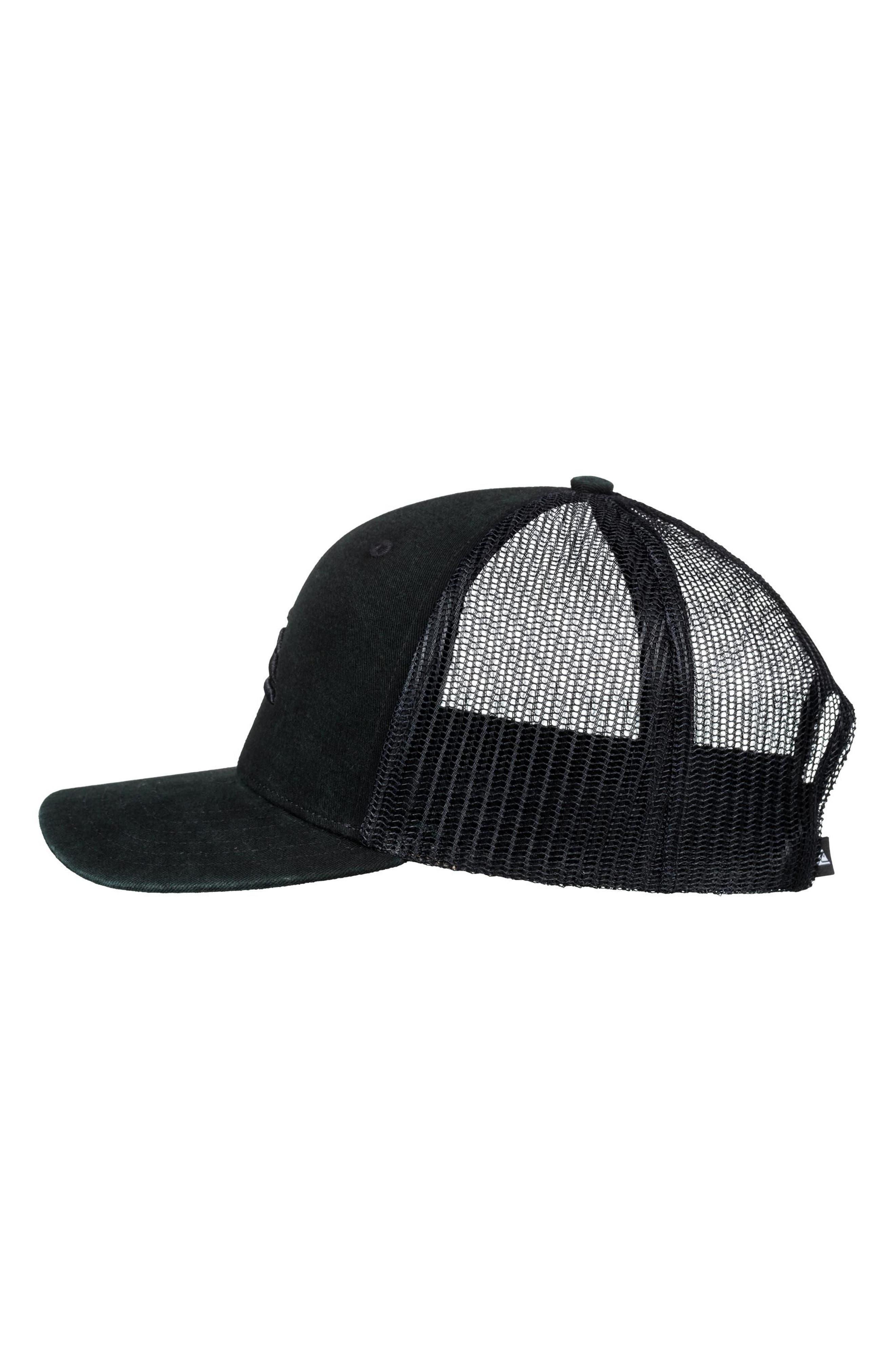 Grounder Trucker Hat,                             Alternate thumbnail 3, color,                             002