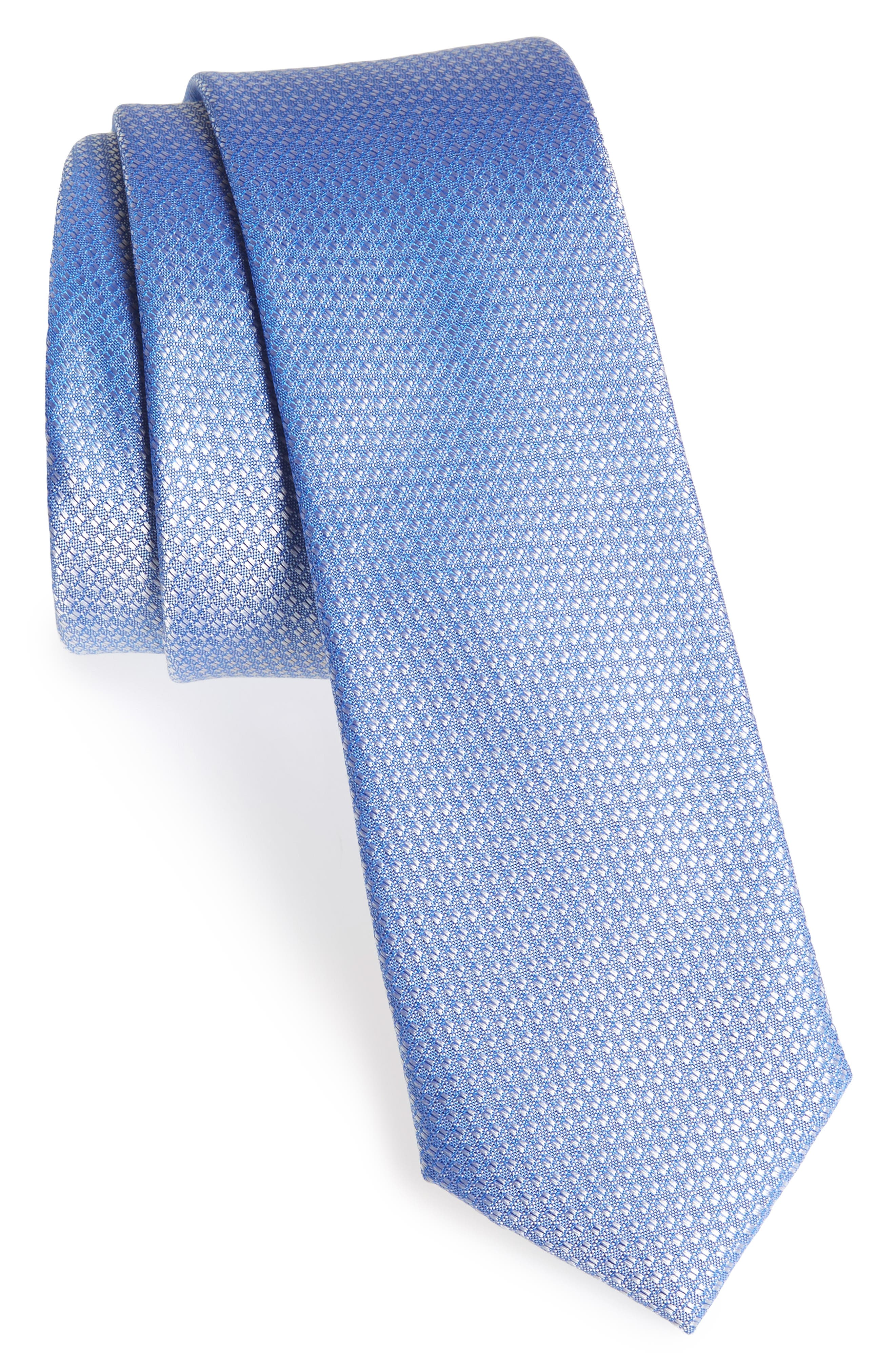 Seattle Textured Silk Tie,                             Alternate thumbnail 46, color,