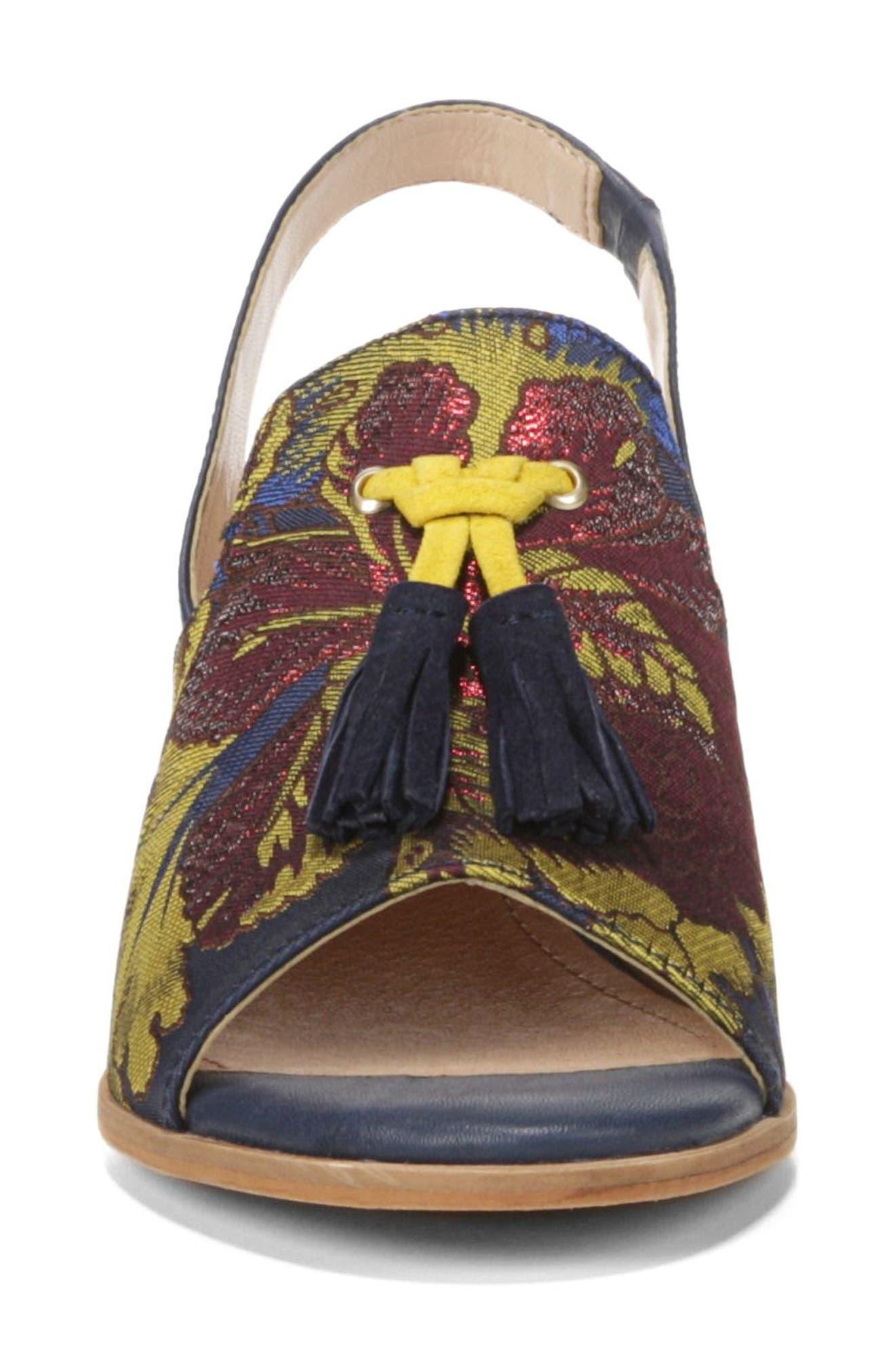 Meko Slingback Sandal,                             Alternate thumbnail 4, color,                             400
