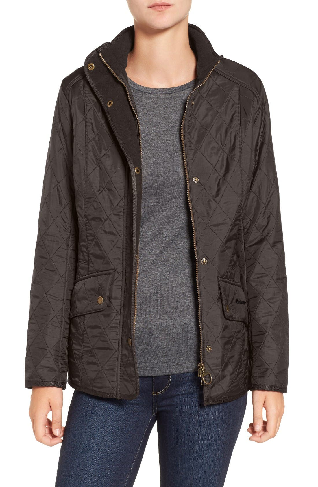 'Cavalry' Quilted Jacket,                             Main thumbnail 3, color,