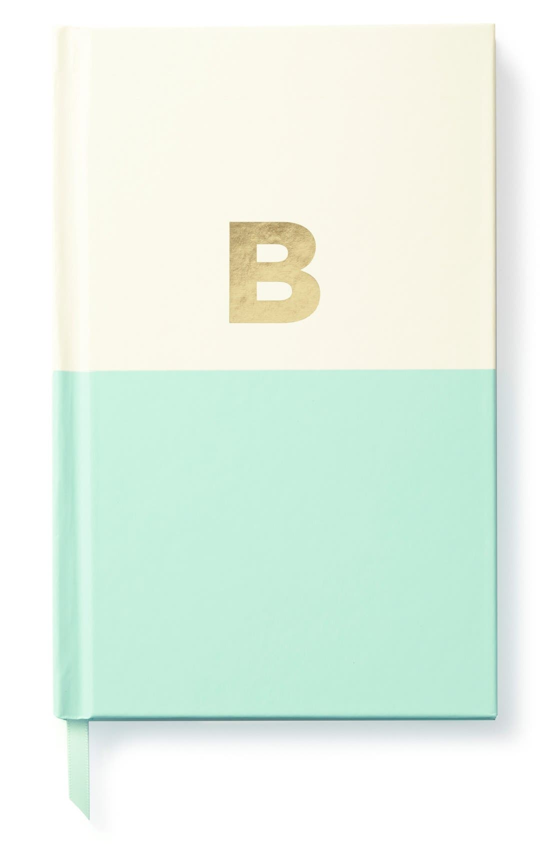 'dipped' personalized journal,                             Main thumbnail 4, color,