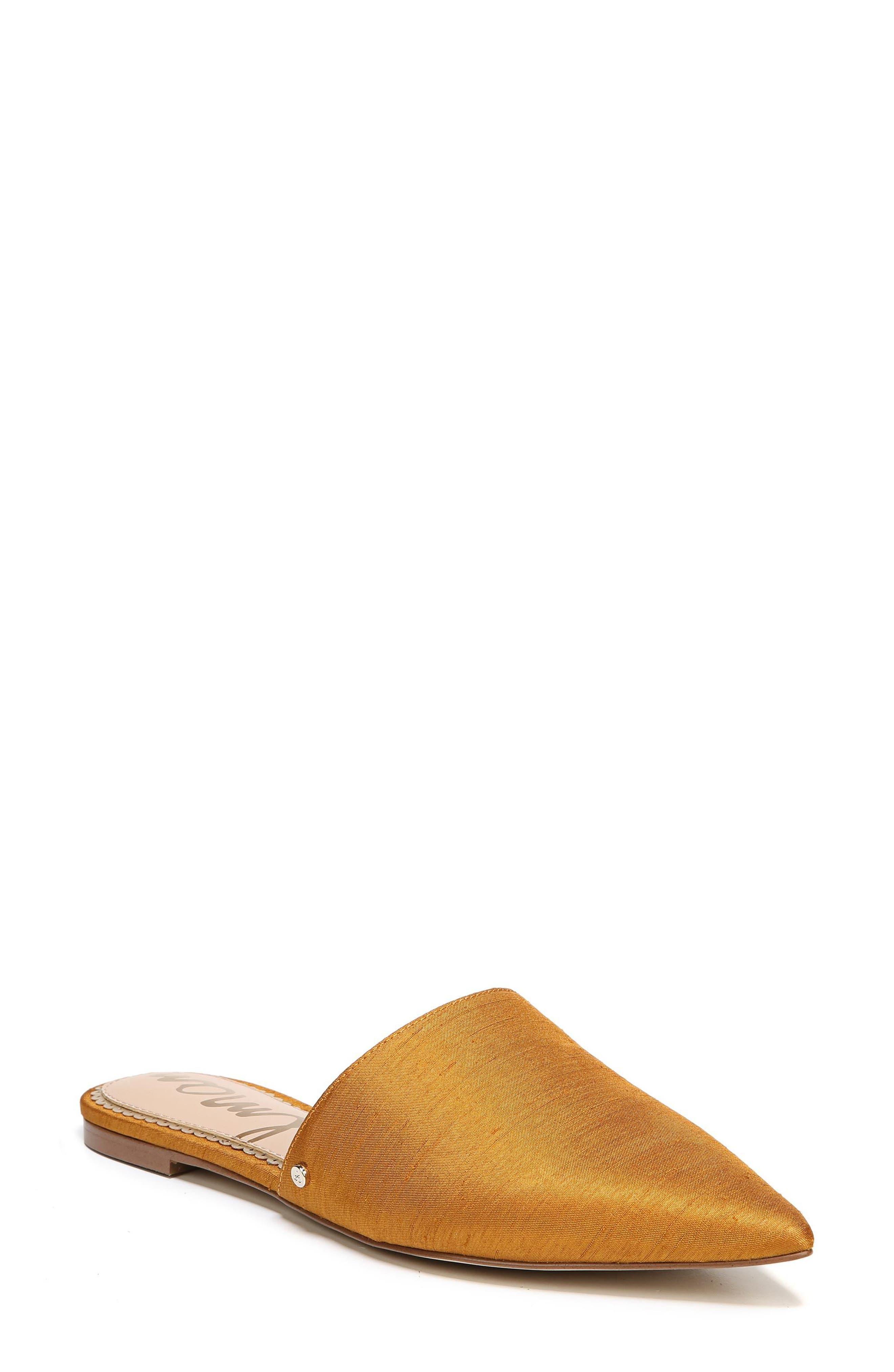 Rumi Genuine Calf Hair Slide,                             Main thumbnail 6, color,