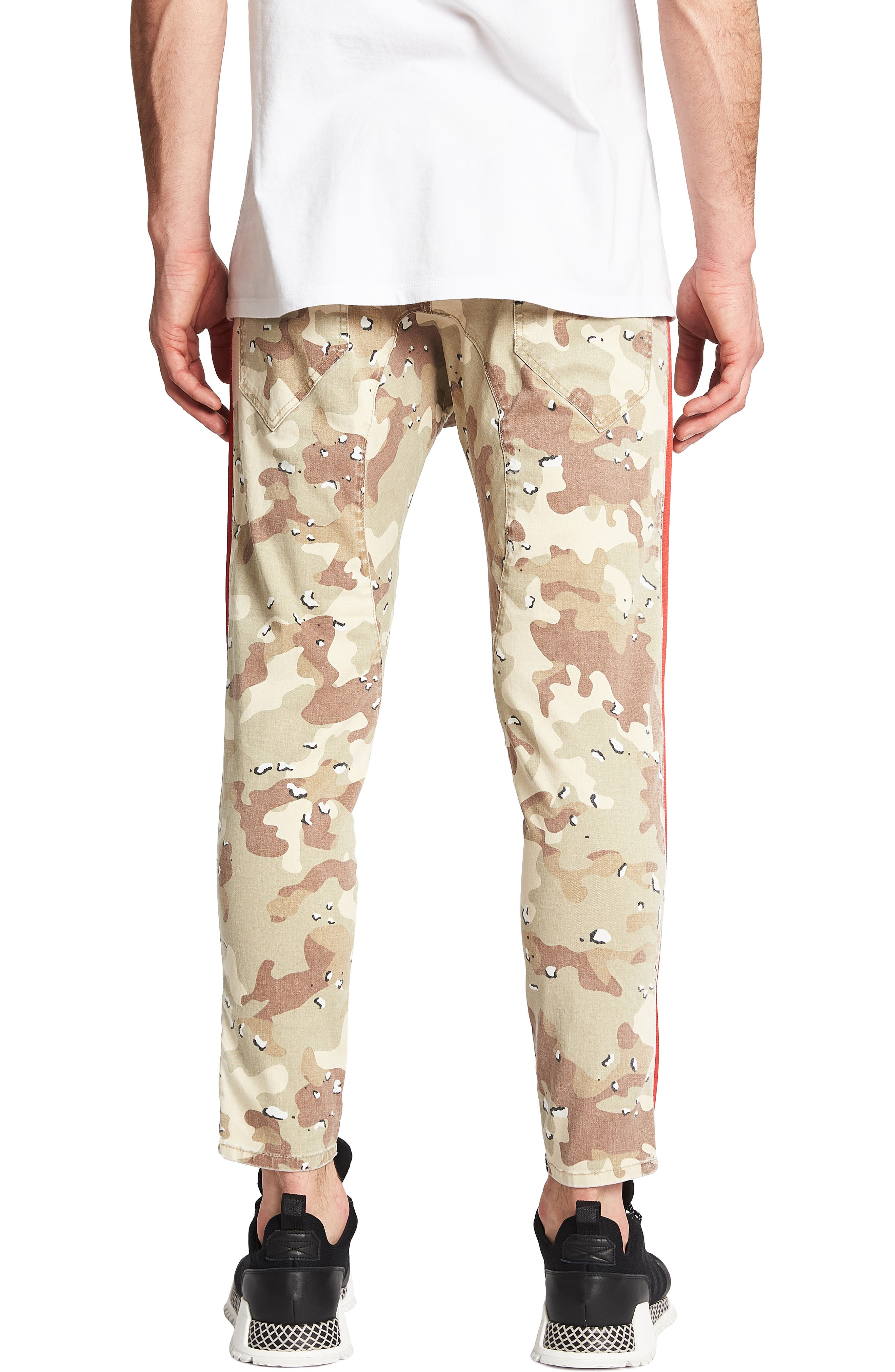 NXP,                             Sergeant Slim Fit Pants,                             Alternate thumbnail 2, color,                             CHOC CHIP CAMO