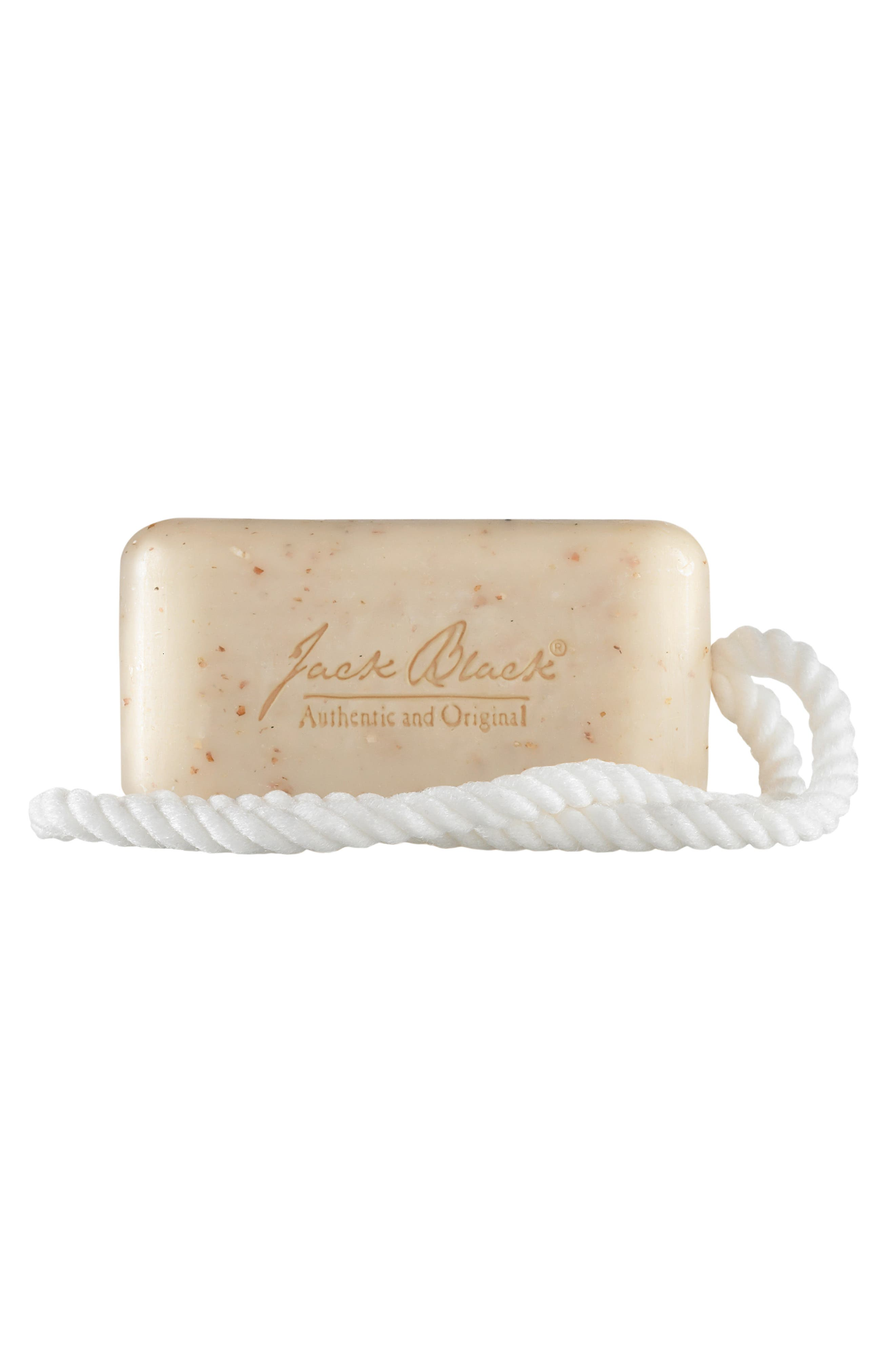 Turbo Body Bar Soap-on-a-Rope,                         Main,                         color, NO COLOR