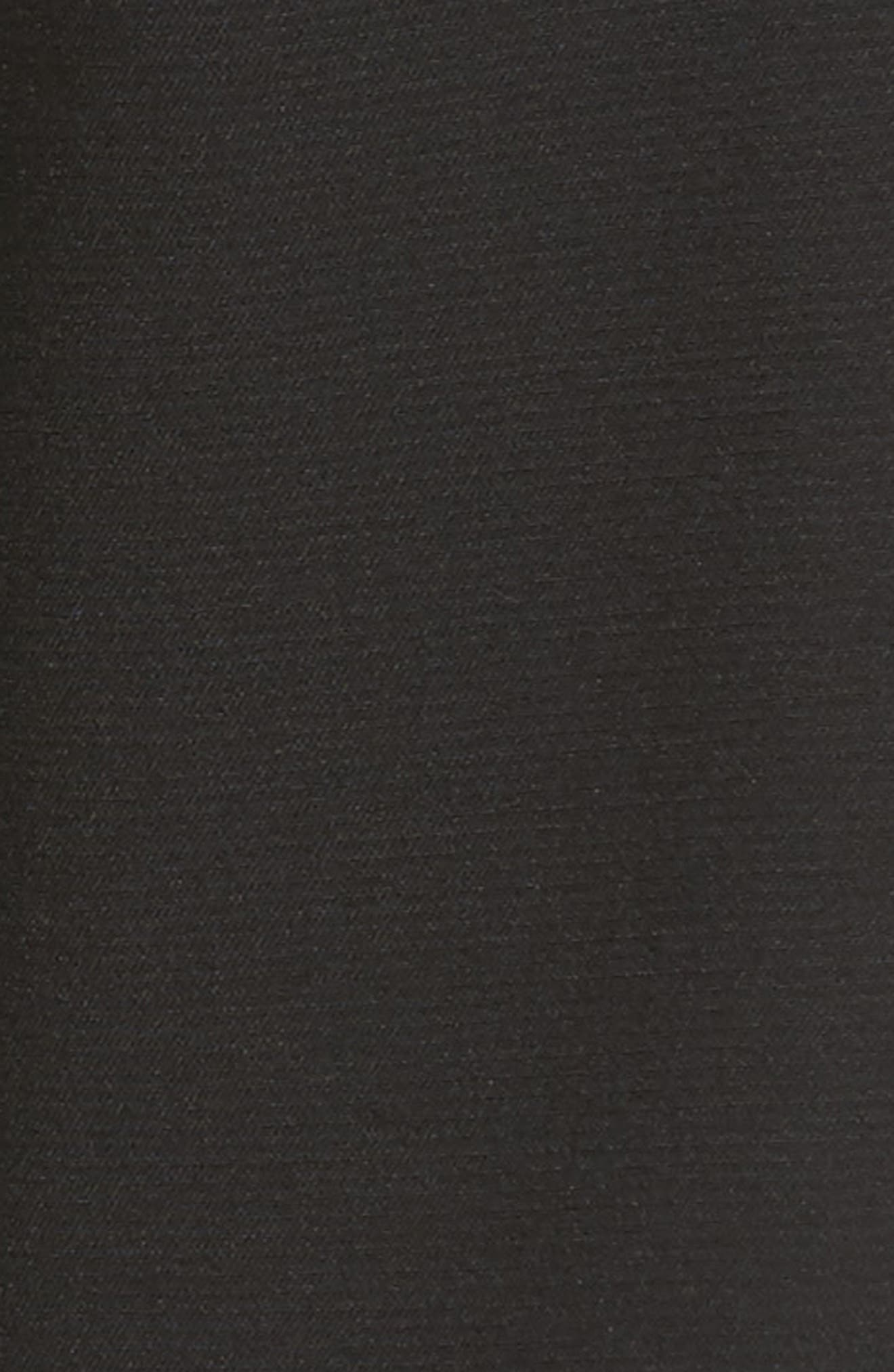 Surikov Crop Tuxedo Pants,                             Alternate thumbnail 5, color,