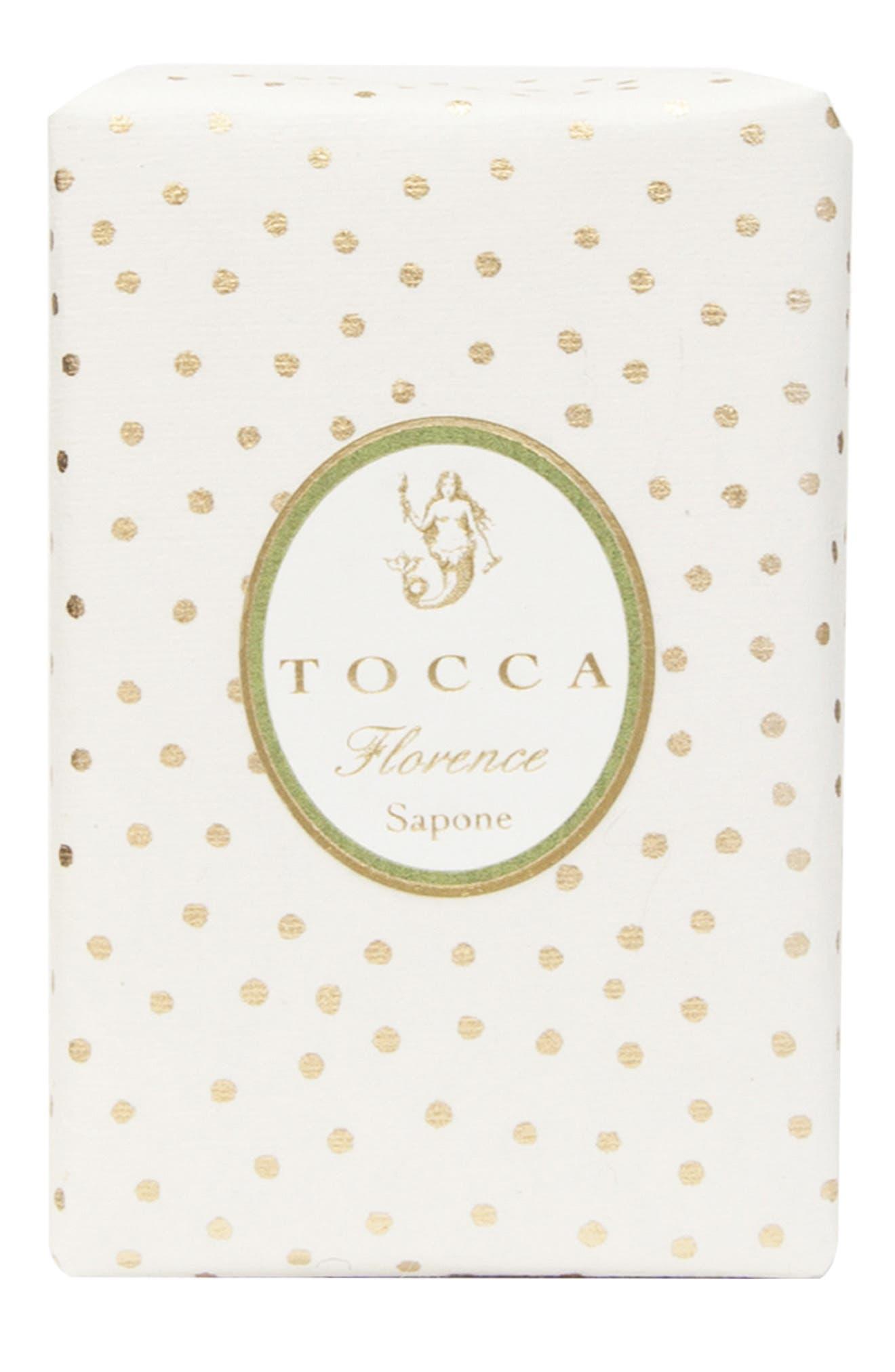 'Florence Sapone' Bar Soap,                             Main thumbnail 1, color,                             NO COLOR