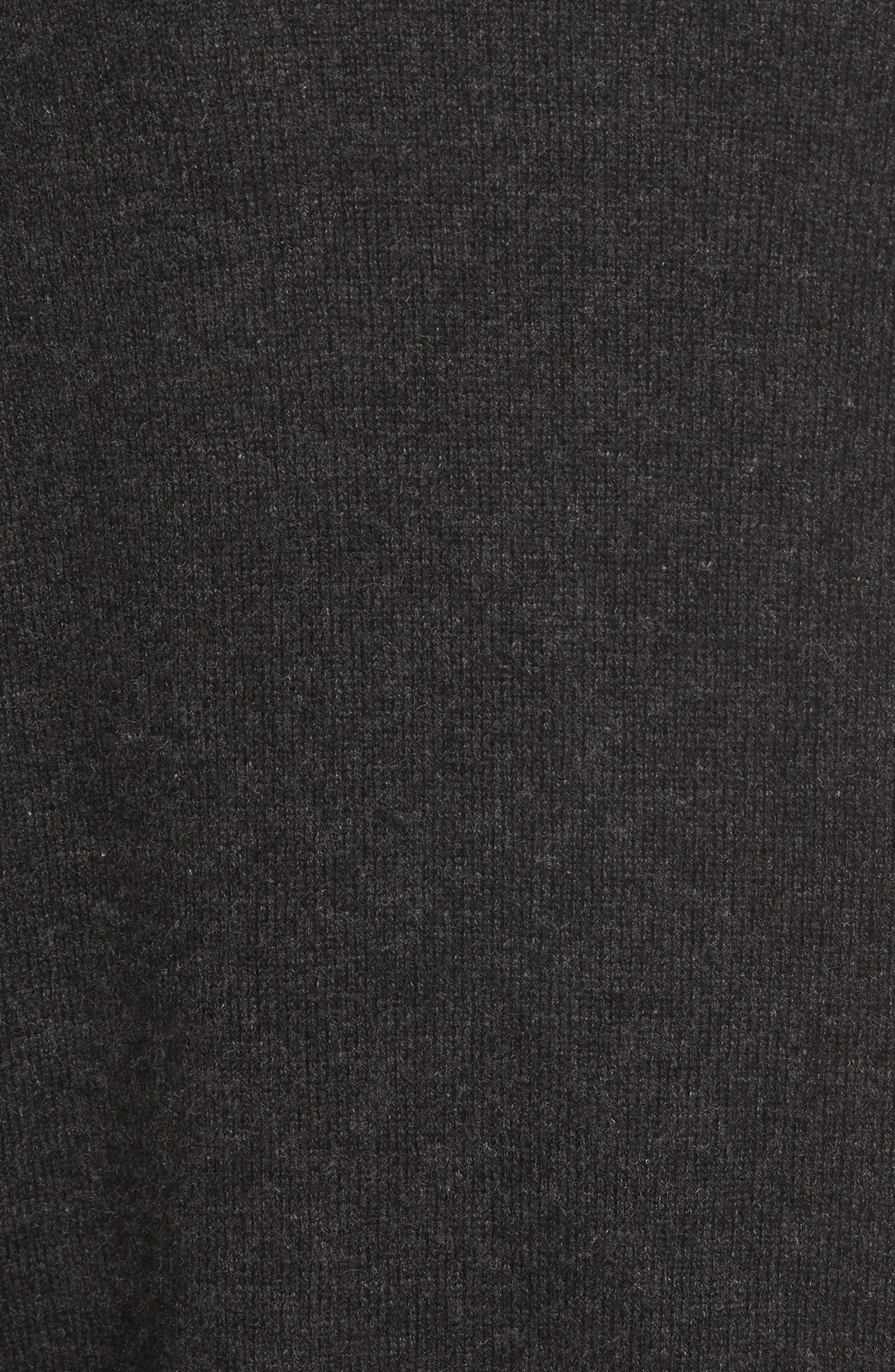 Nasira Wool & Cashmere Cardigan,                             Alternate thumbnail 5, color,                             071