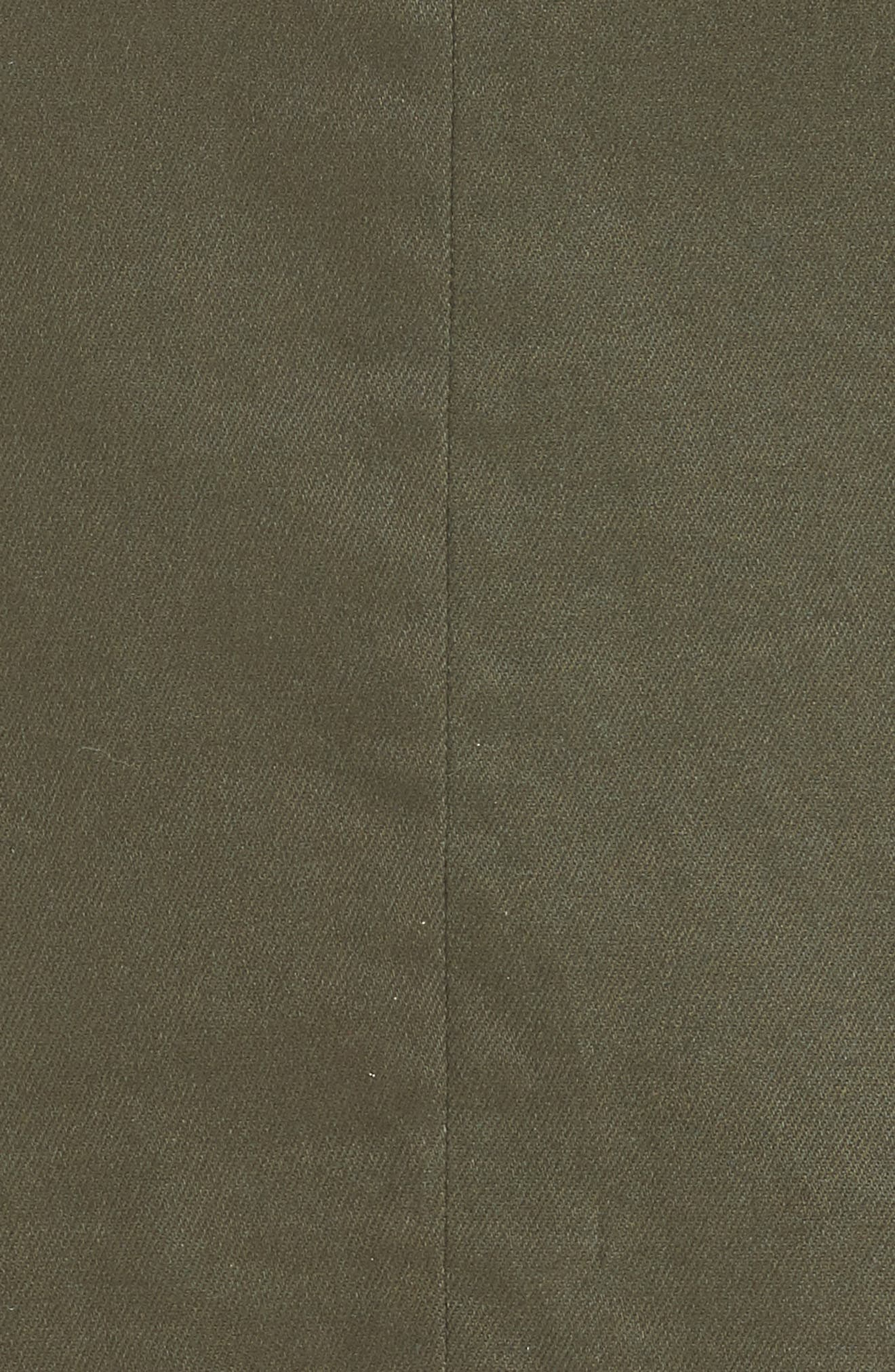 Utility Miniskirt,                             Alternate thumbnail 5, color,                             300