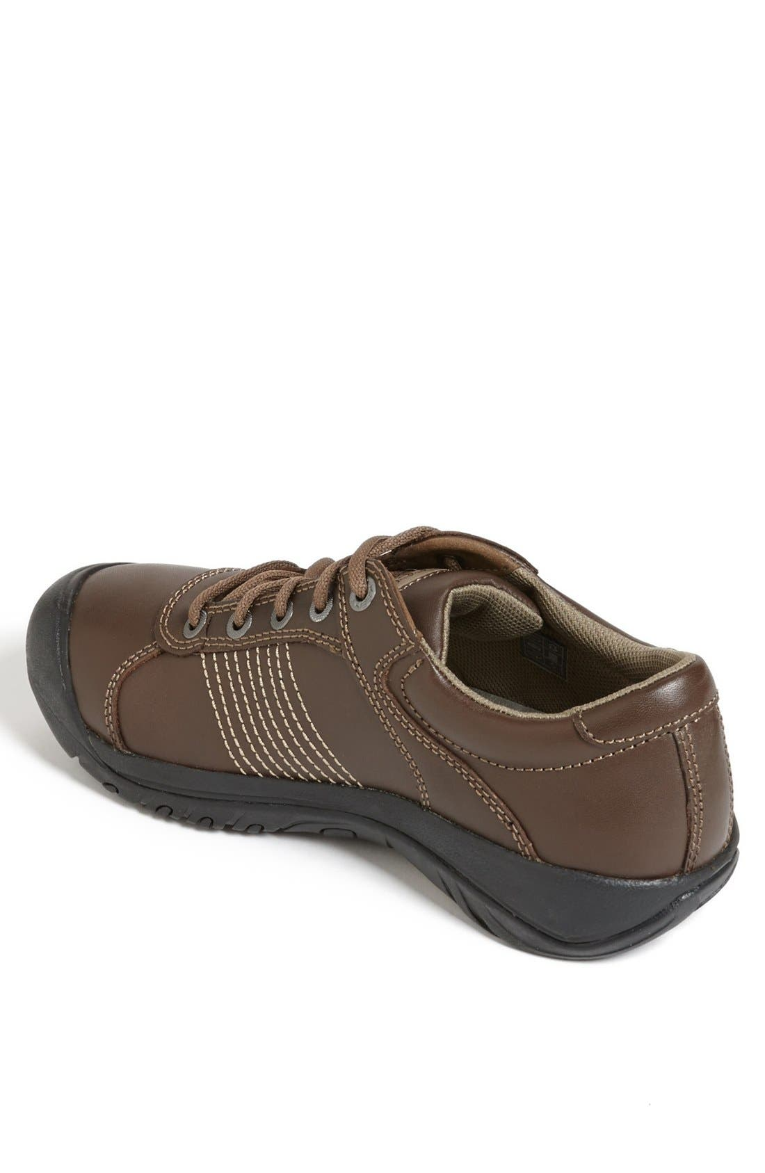 'Finlay' Leather Oxford,                             Alternate thumbnail 20, color,