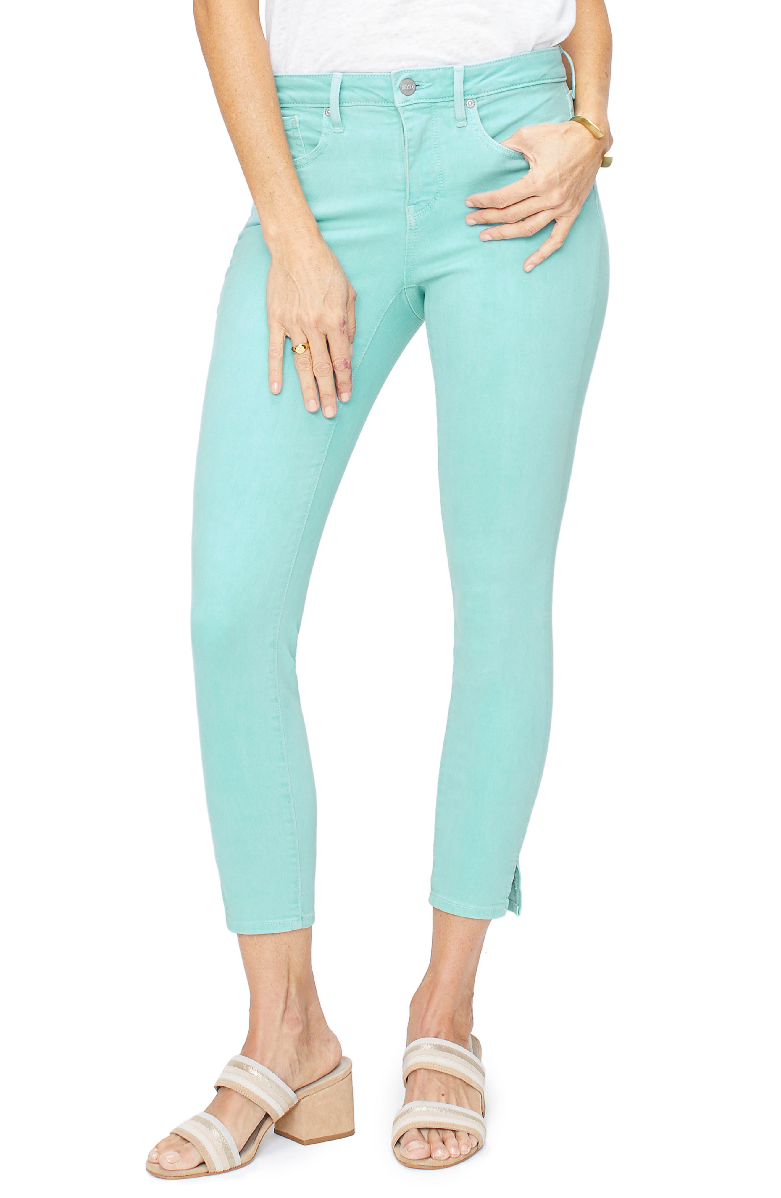 Women's NYDJ Ami Slit Ankle Skinny Jeans