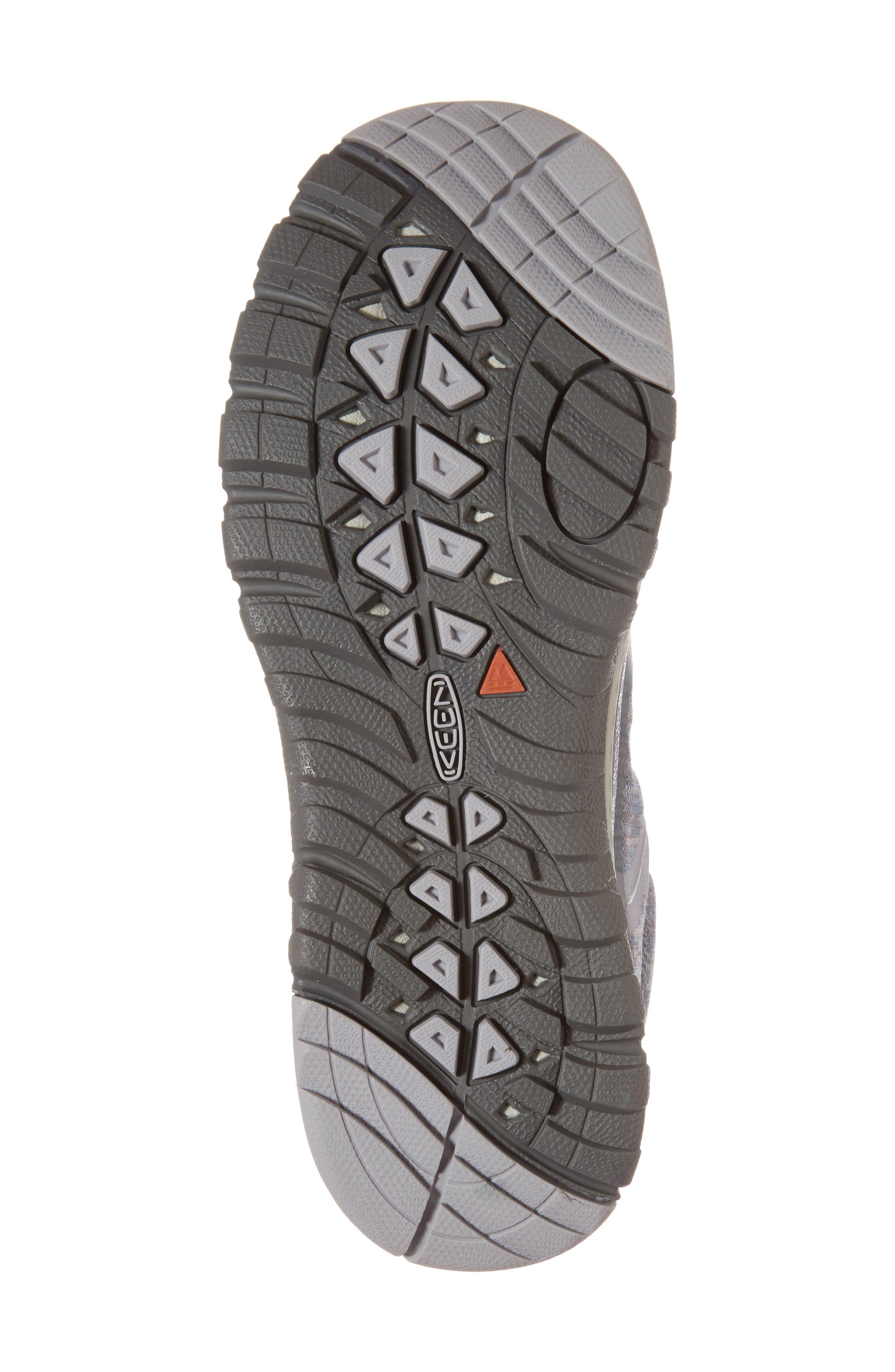 Terradora Waterproof Hiking Boot,                             Alternate thumbnail 6, color,                             DAPPLE GREY/ VAPOR