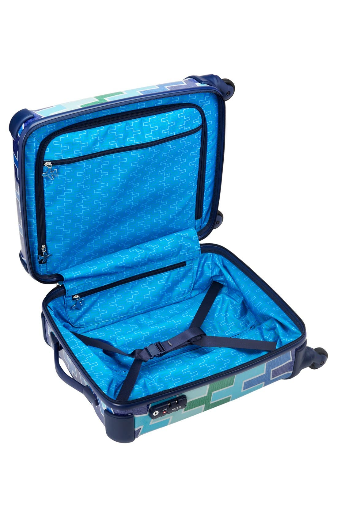 'Vapor<sup>™</sup> - Jonathan Adler' Continental Carry-On,                             Alternate thumbnail 4, color,                             425