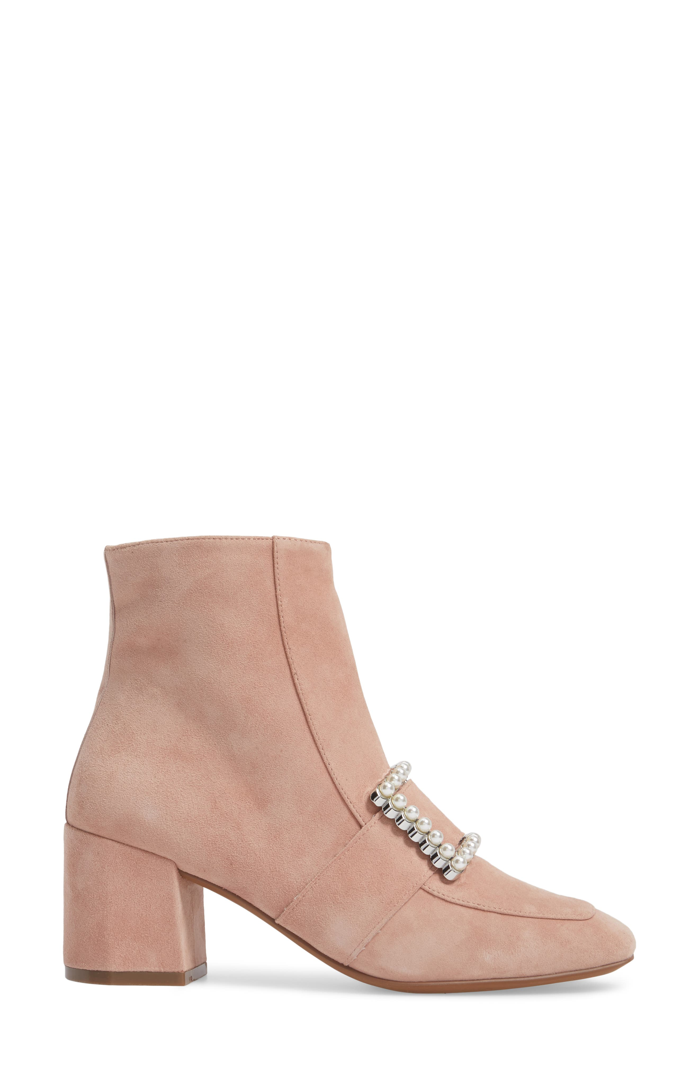 Cadence Buckle Bootie,                             Alternate thumbnail 6, color,