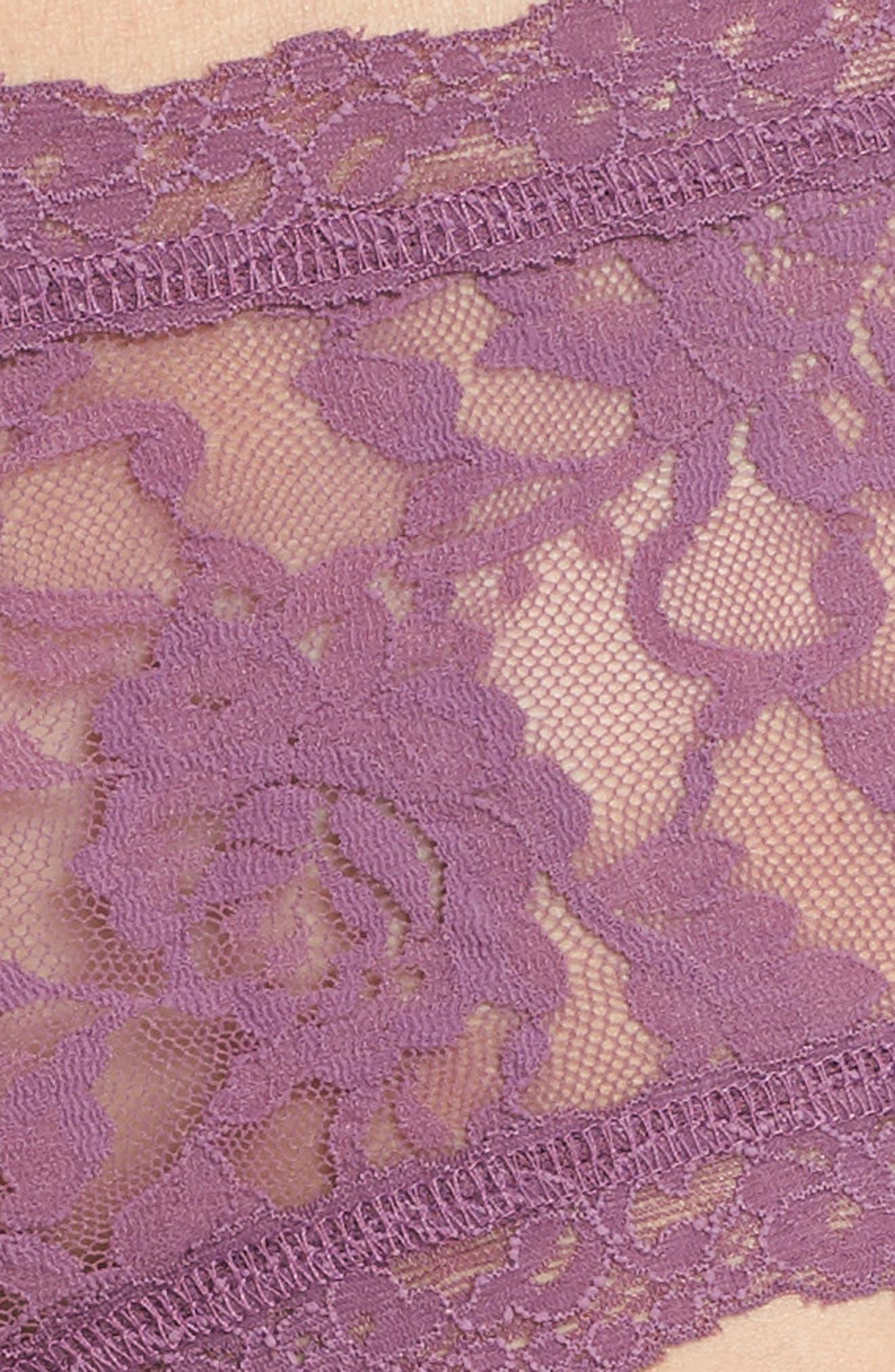 'Signature Lace' Boyshorts,                             Alternate thumbnail 437, color,