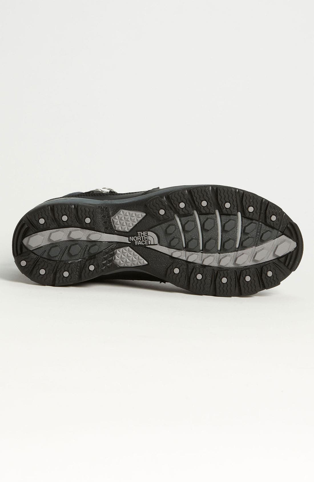 'Snowsquall' Snow Boot,                             Alternate thumbnail 4, color,                             BLACK/ GRIFFIN GREY