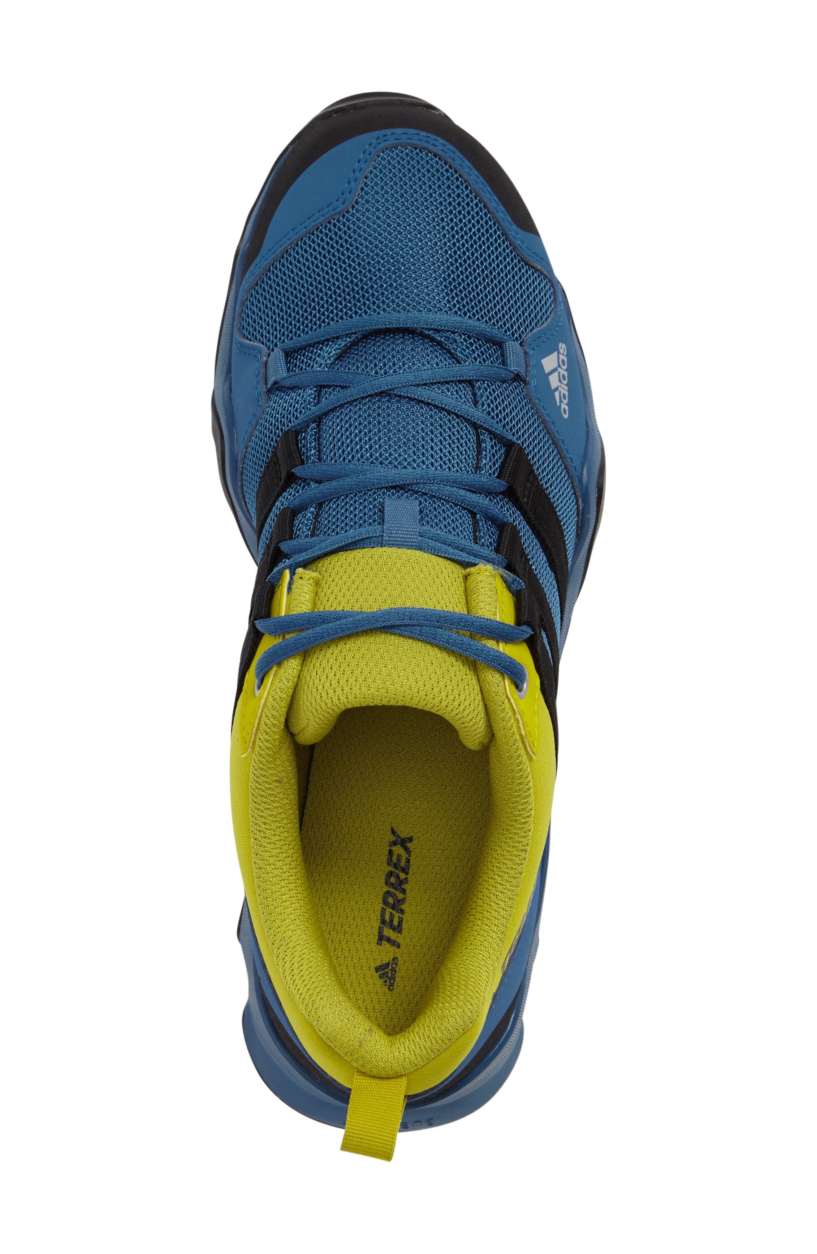 Terrex AX2R Hiking Shoe,                             Alternate thumbnail 9, color,