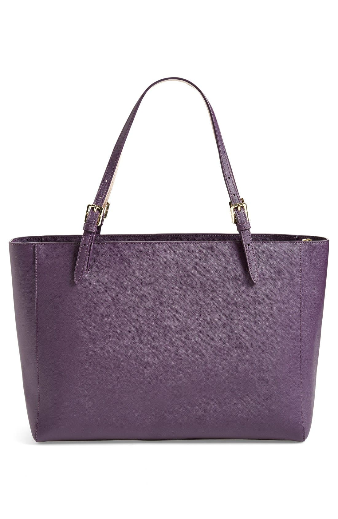 'York' Buckle Tote,                             Alternate thumbnail 38, color,
