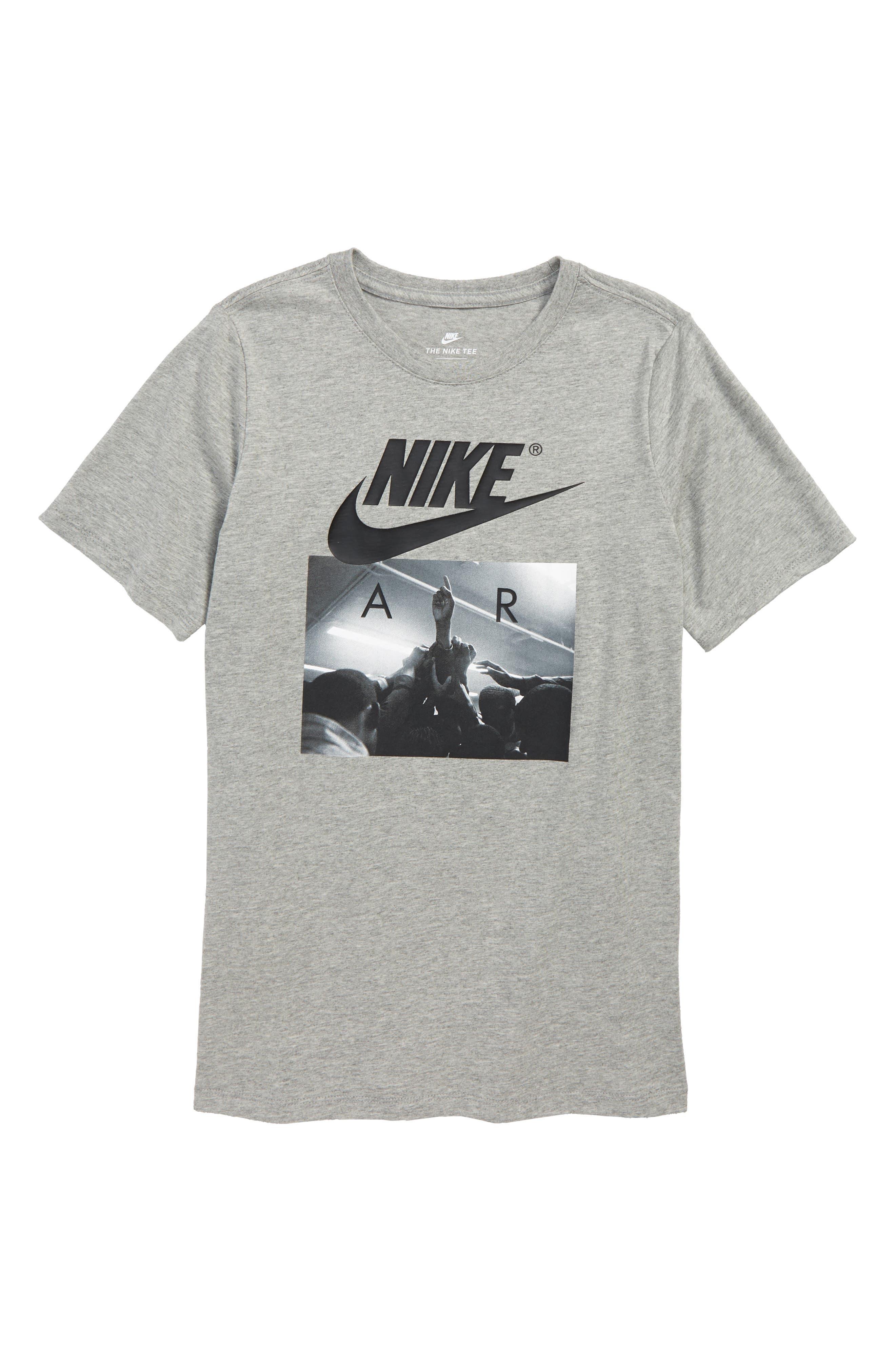Air Huddle T-Shirt,                             Main thumbnail 1, color,                             063