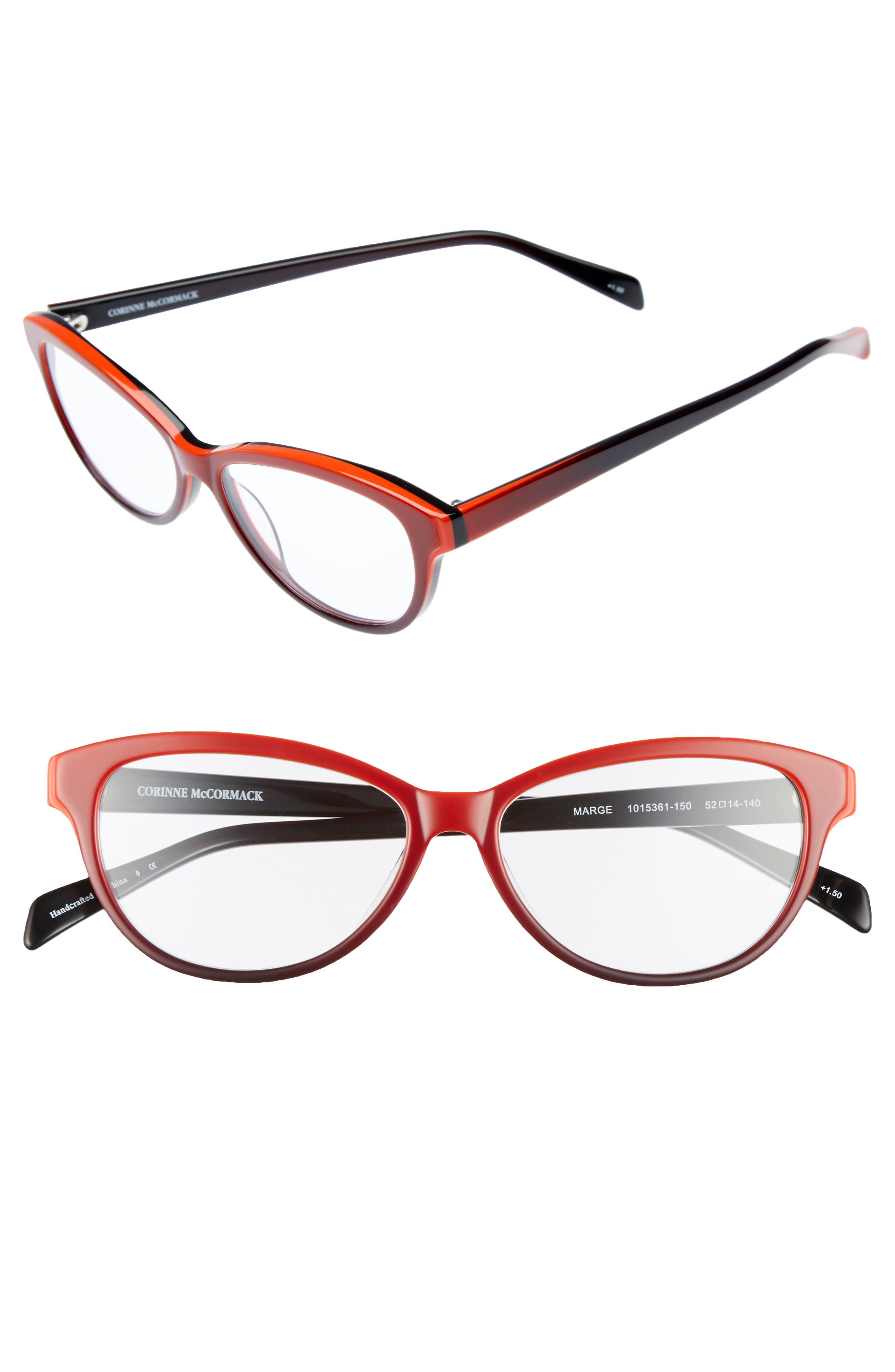 Marge 50mm Reading Glasses,                             Main thumbnail 2, color,