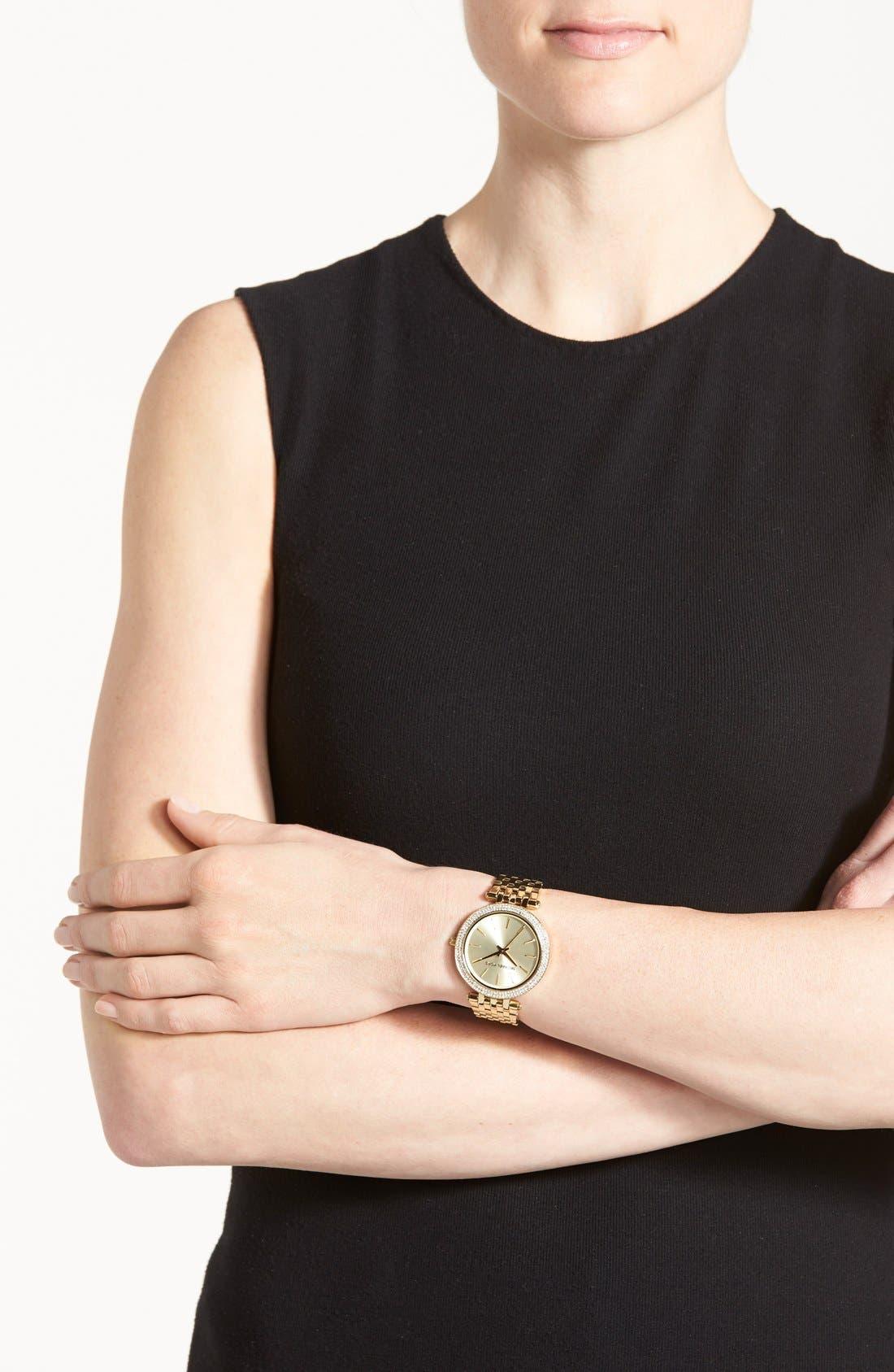 'Darci' Round Bracelet Watch, 39mm,                             Alternate thumbnail 66, color,