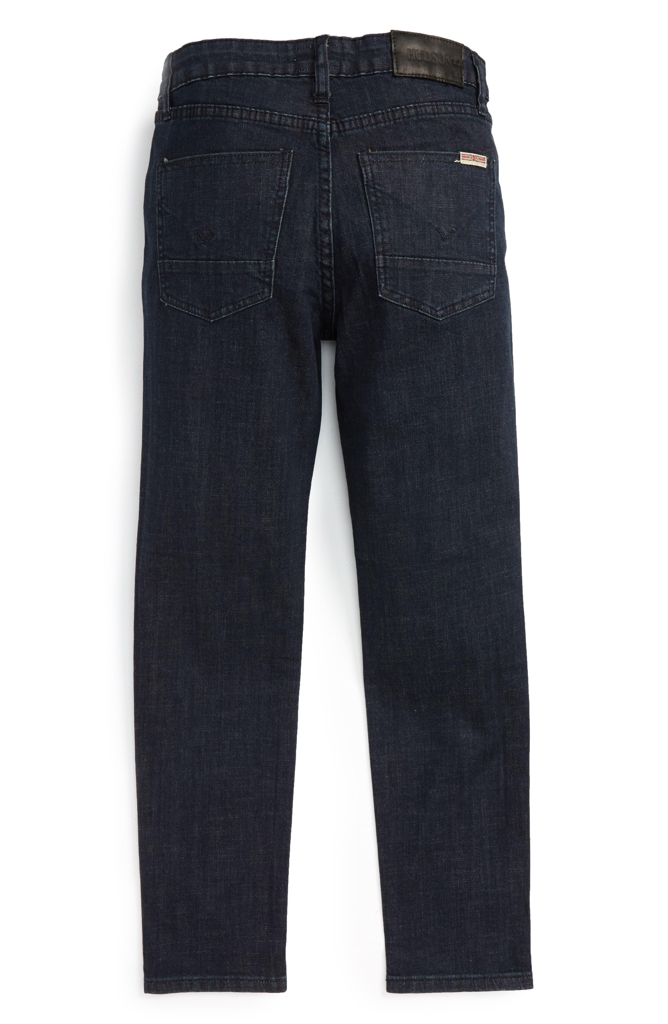 Jagger Slim Fit Straight Leg Jeans,                             Alternate thumbnail 7, color,
