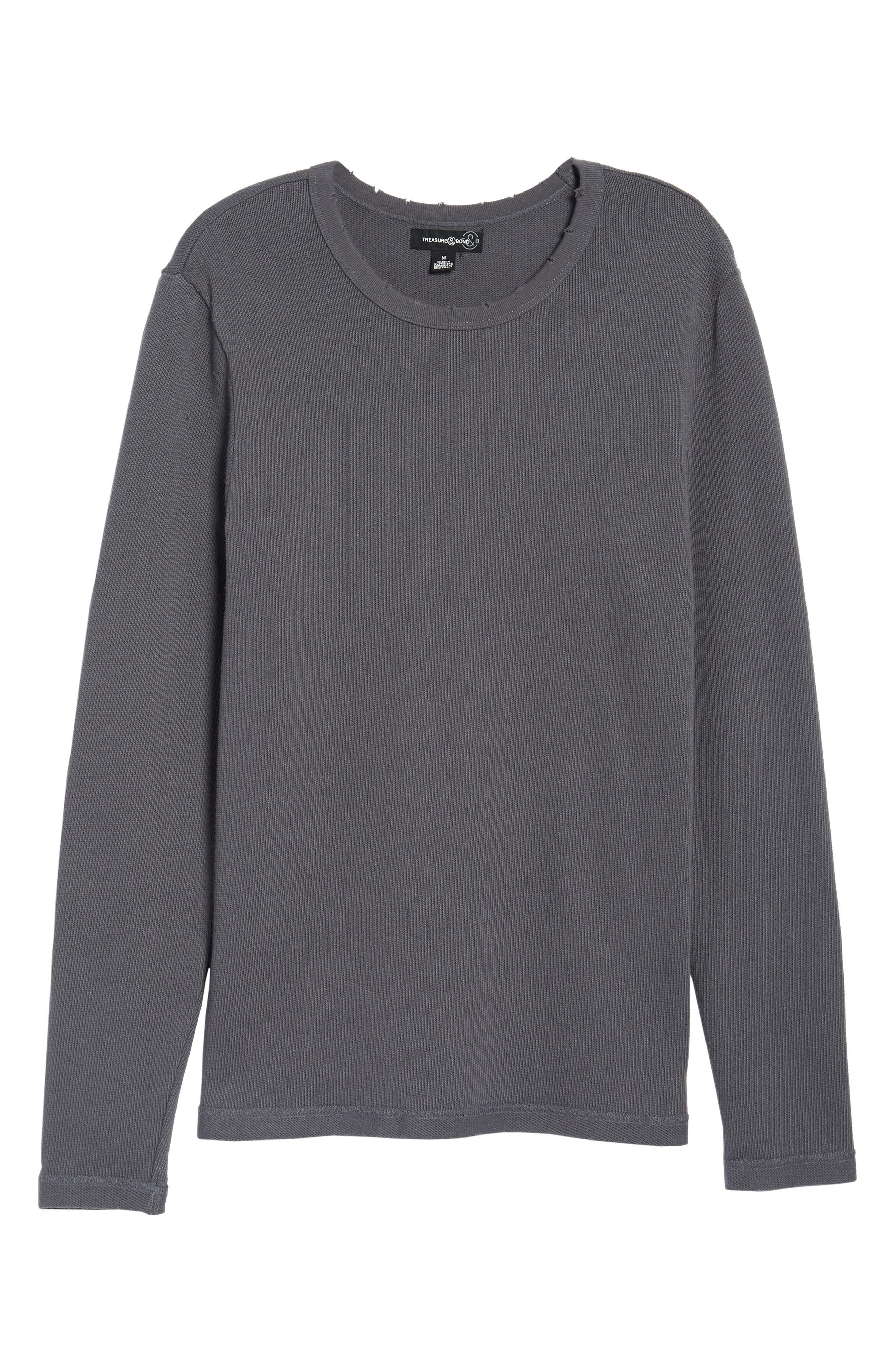 Crewneck Pullover,                             Alternate thumbnail 12, color,
