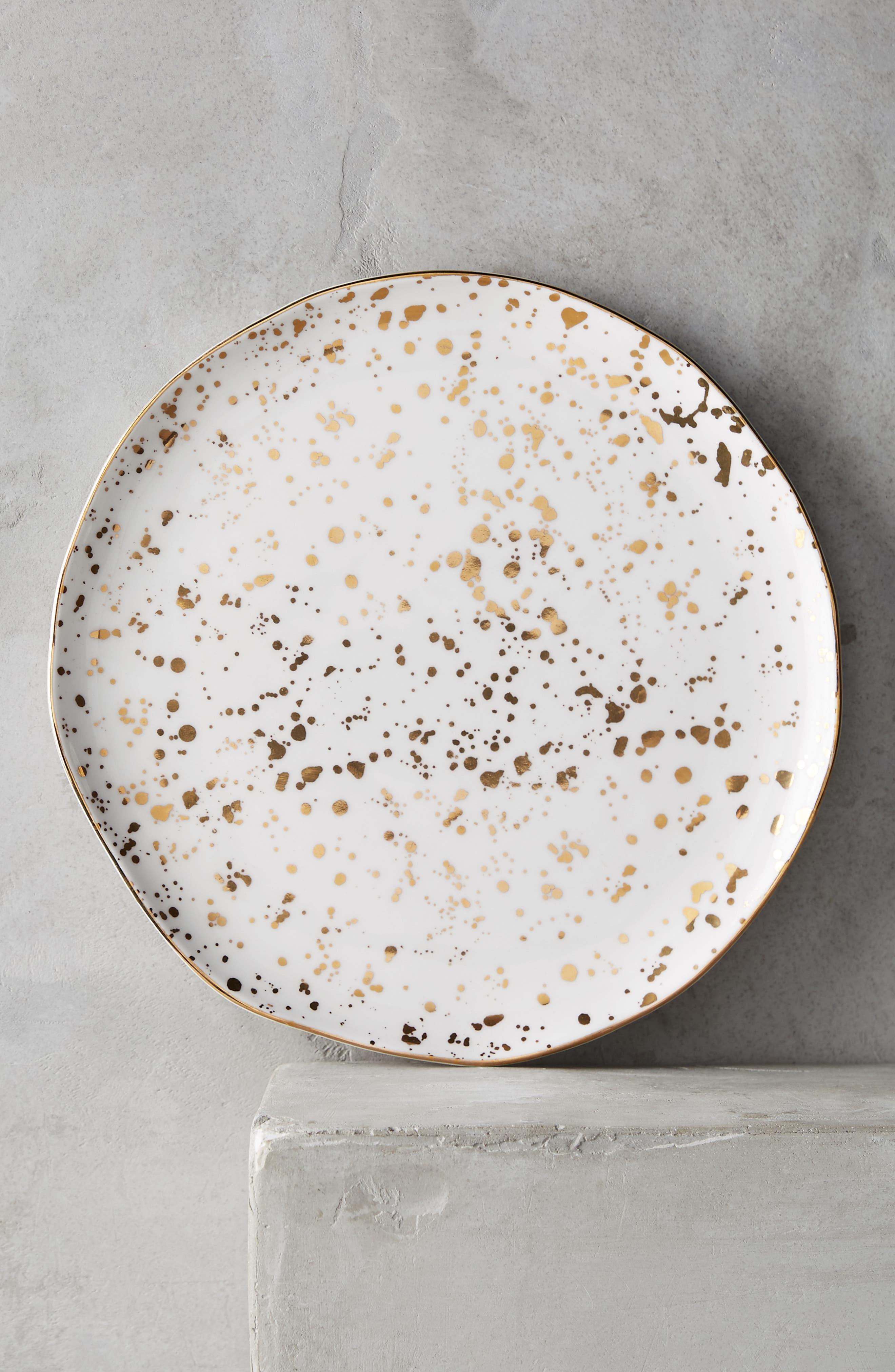 Mimira Stoneware Side Plate,                             Main thumbnail 1, color,                             712