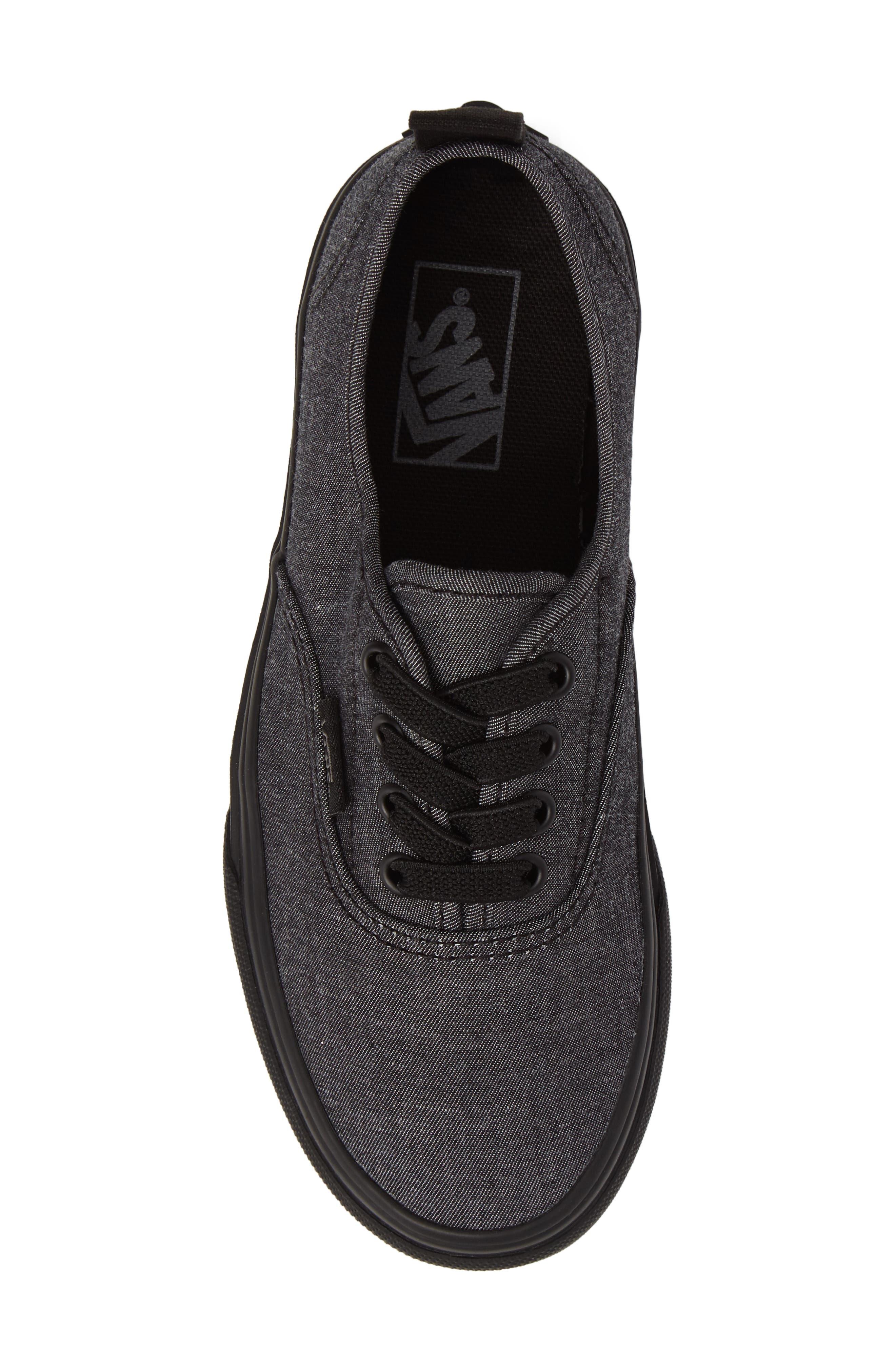Authentic Elastic Sneaker,                             Alternate thumbnail 5, color,